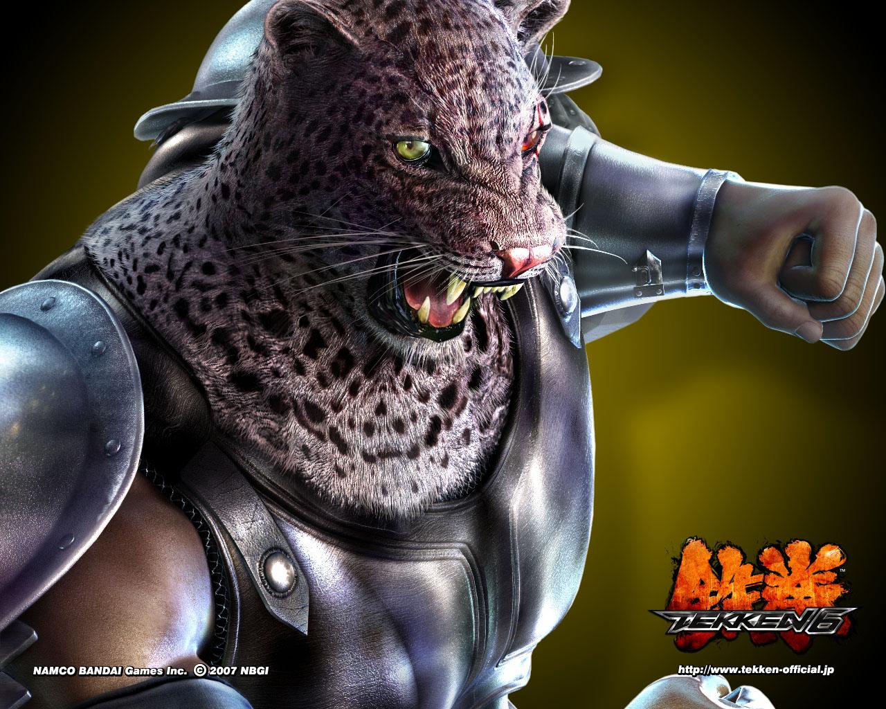 HD Wallpapers Armor King Tekken 6