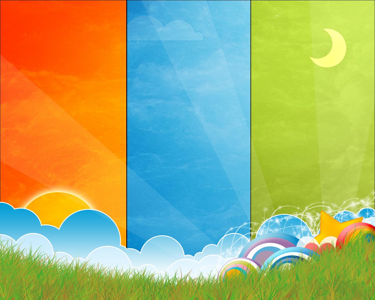 HD Wallpapers Colors Vector