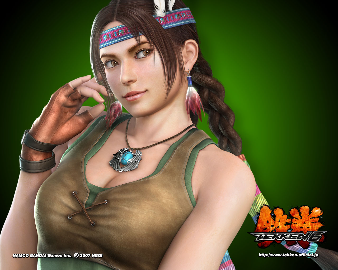 HD Wallpapers Julia Chang Tekken 6