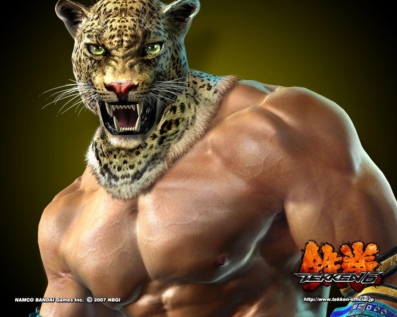HD Wallpapers King Tekken 6