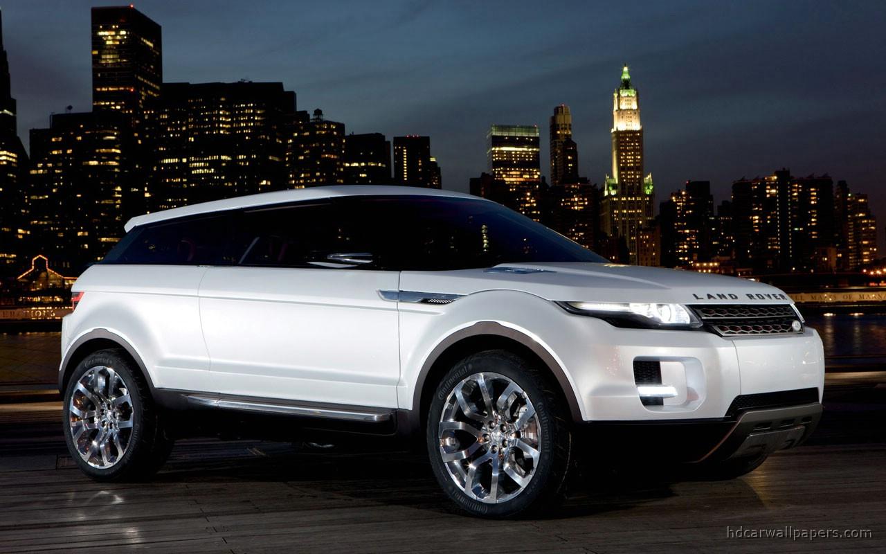 HD Wallpapers L Rover LRX Concept 2011 2