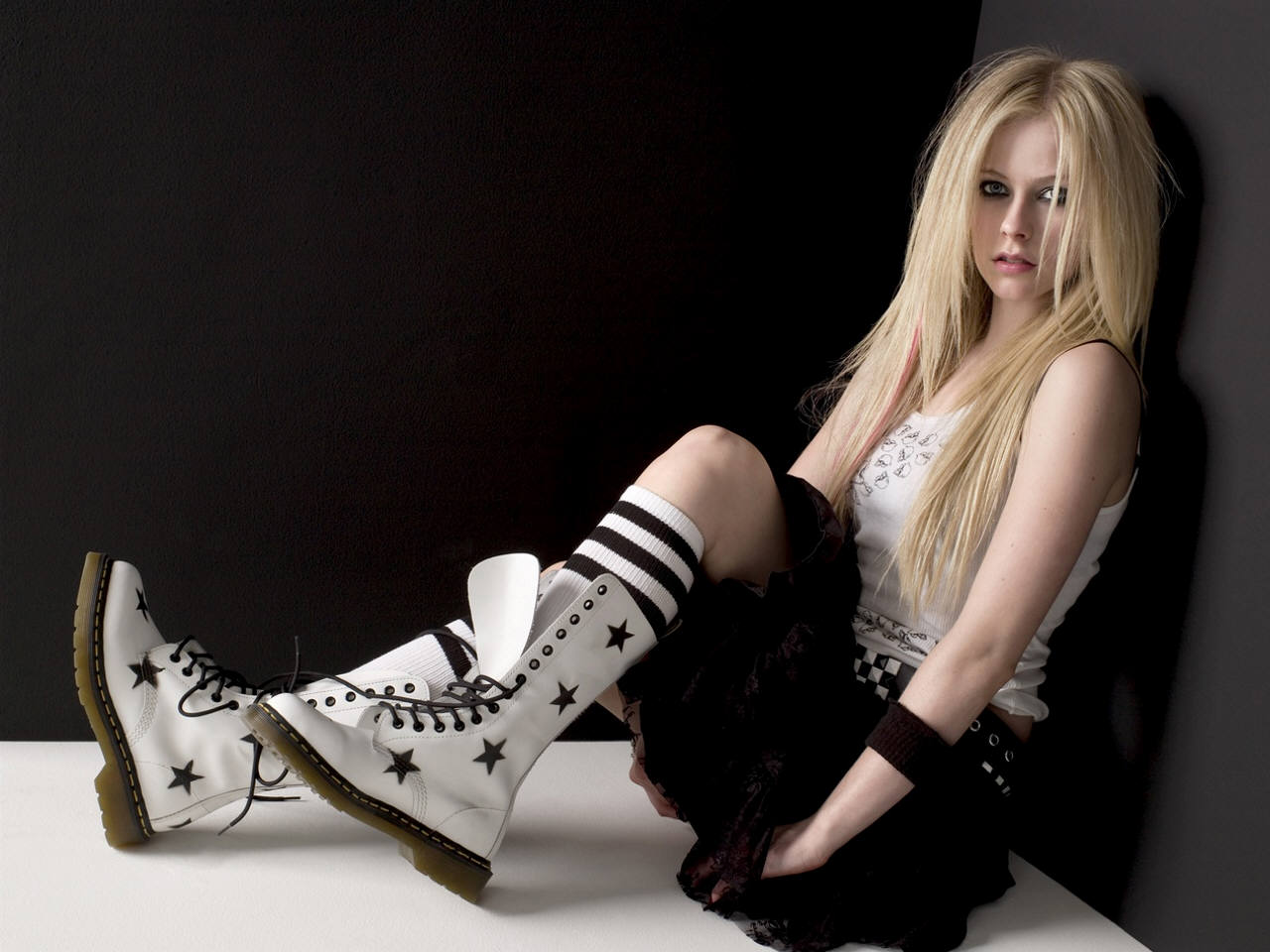 HD Wallpapers Avril Lavigne 4