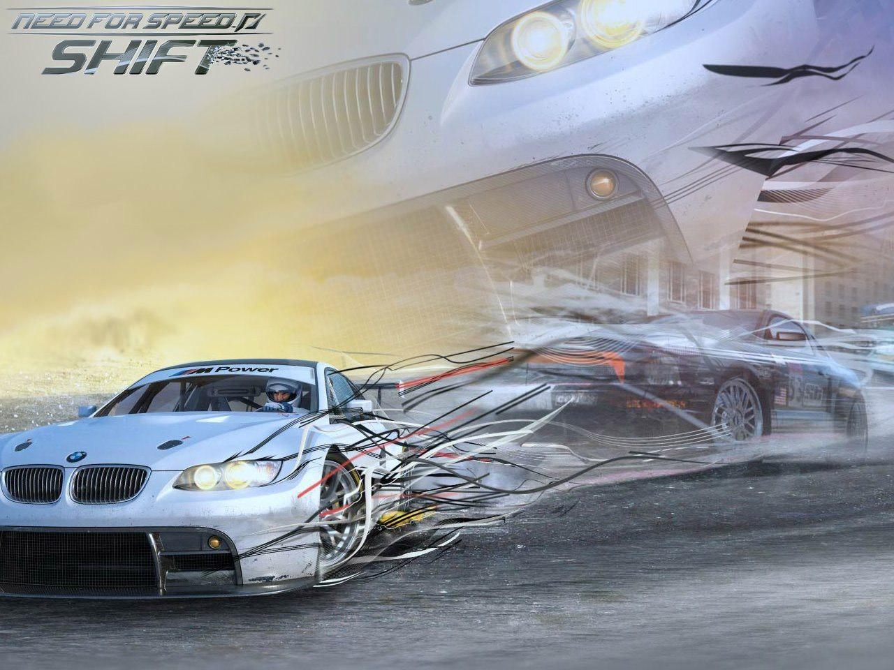 HD Wallpapers Need for Speed Shift