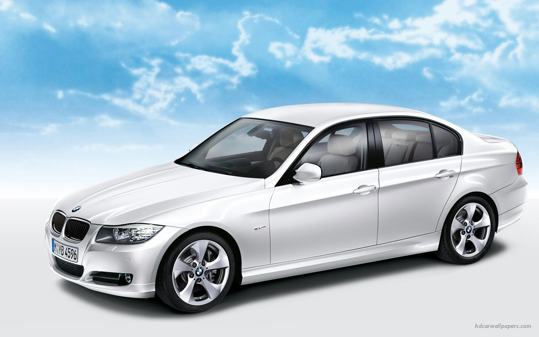 HD Wallpapers 2010 BMW 320d EfficientDynamics Edition 2
