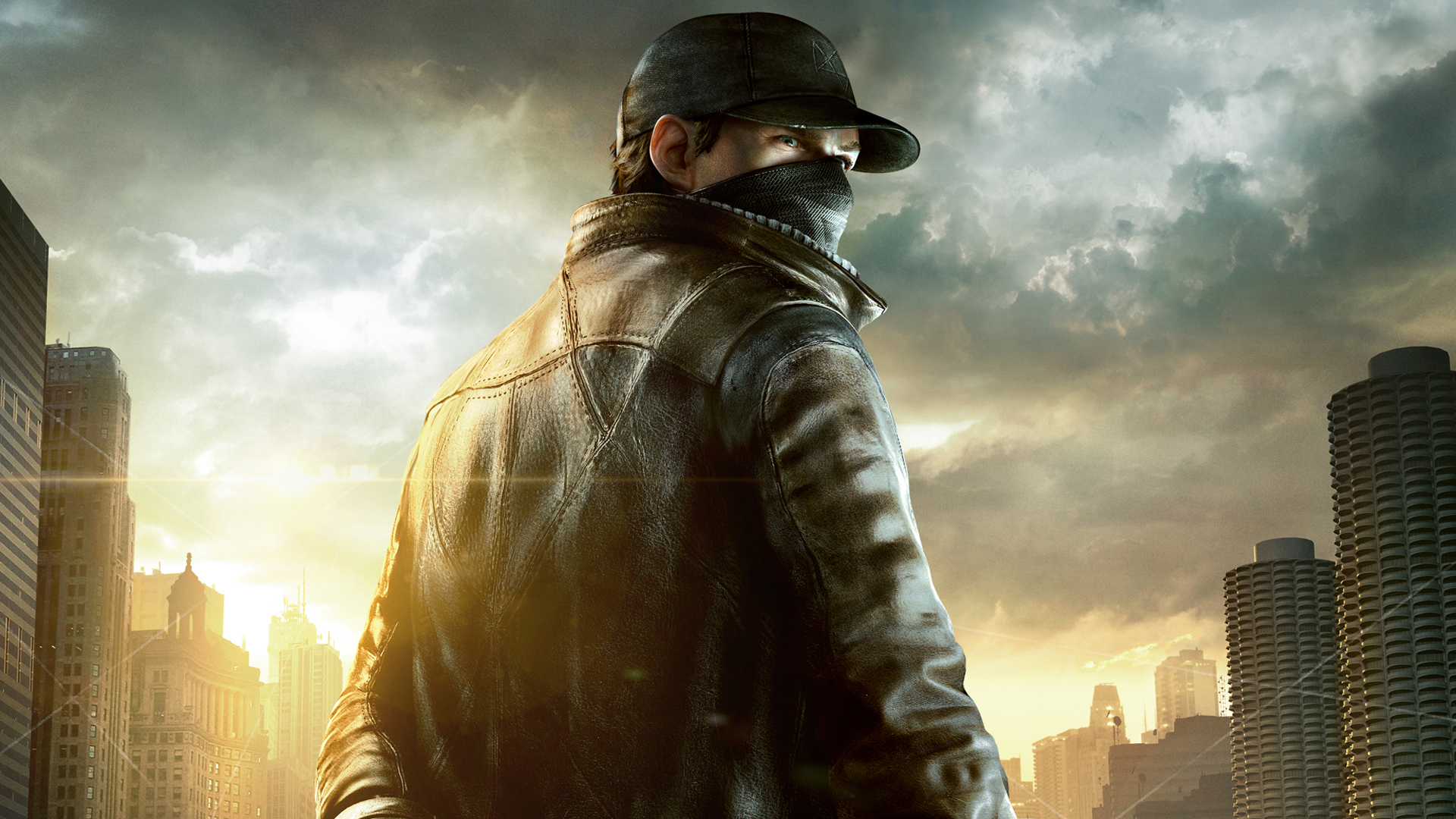 HD Wallpapers Aiden Pearce