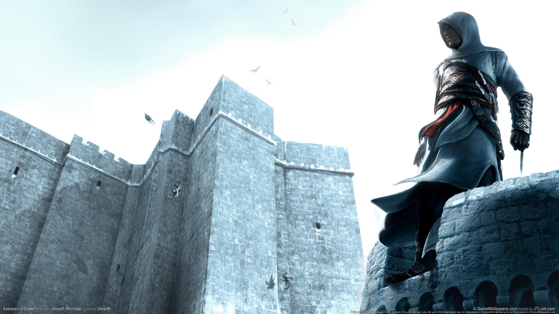 HD Wallpapers Assassins Creed