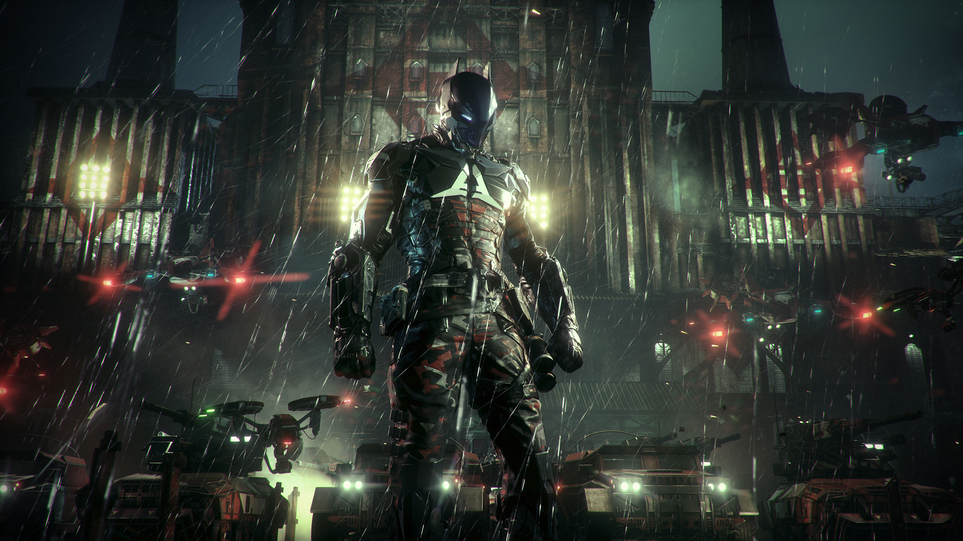 HD Wallpapers Batman Arkham Knight 2014