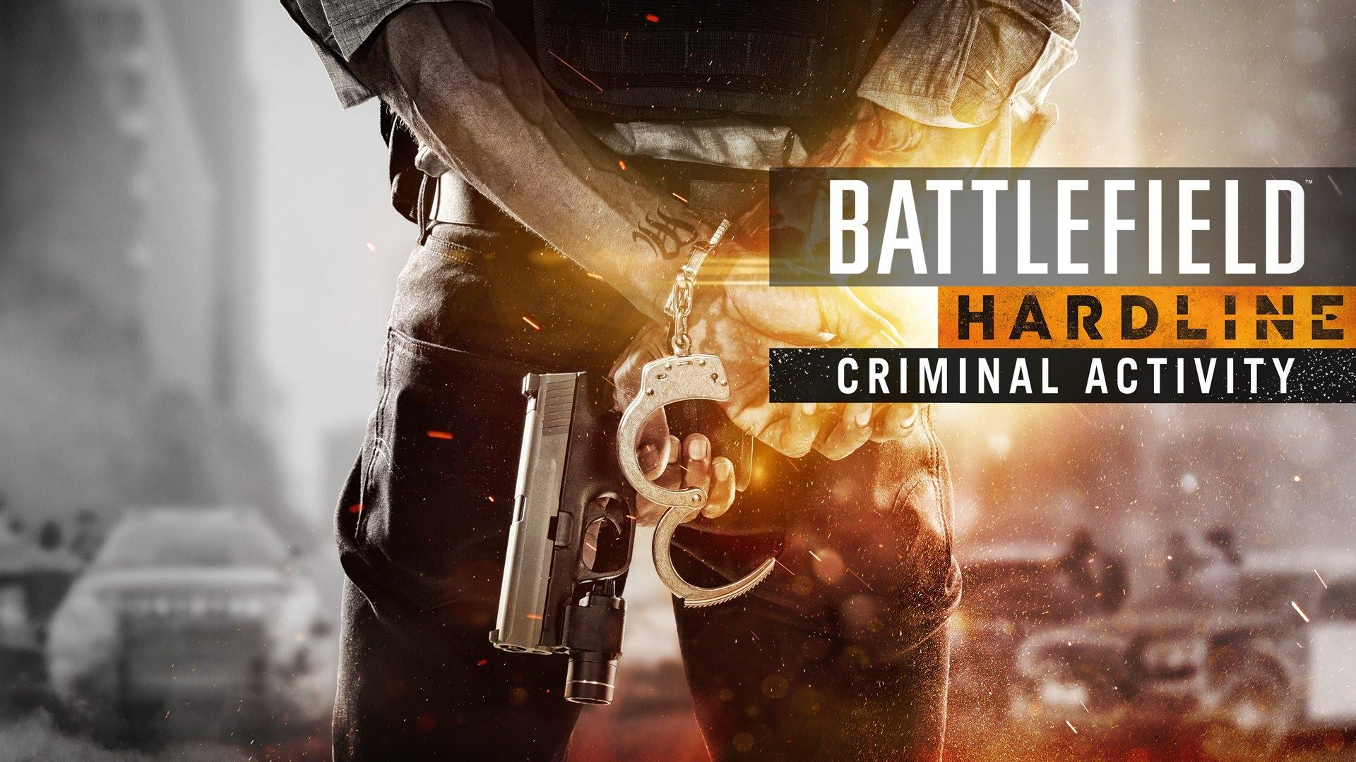 HD Wallpapers Battlefield Hardline Criminal Activity