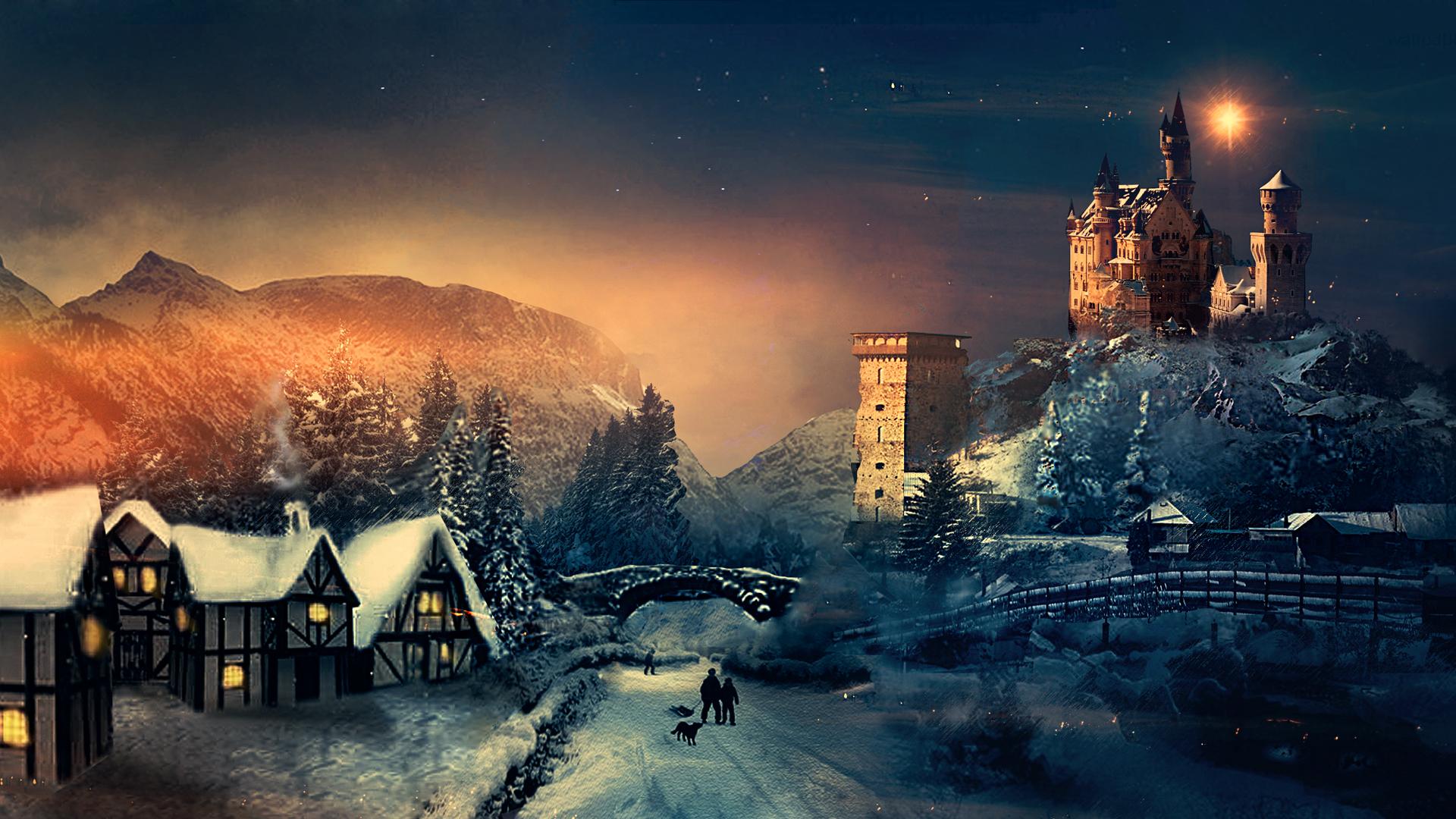HD Wallpapers Christmas Winter