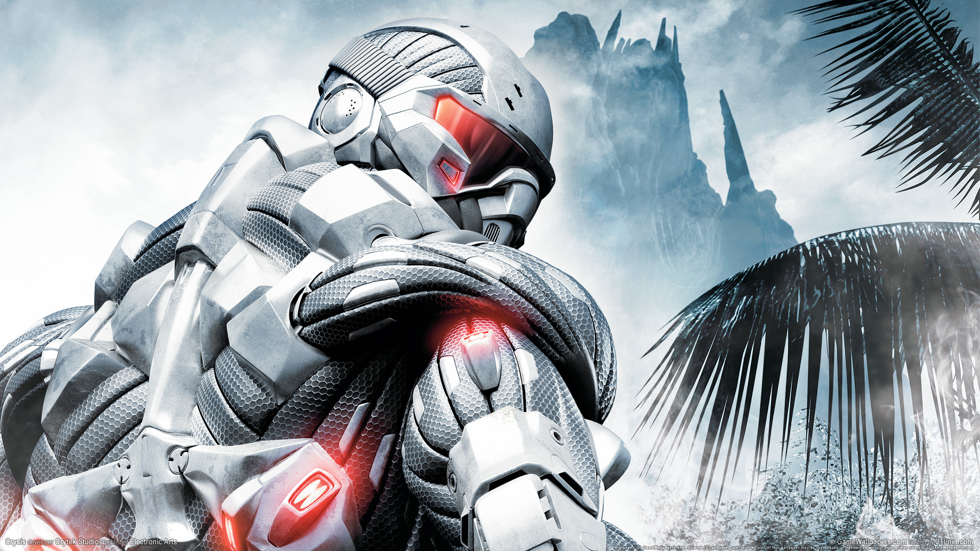 HD Wallpapers Crysis Game HD