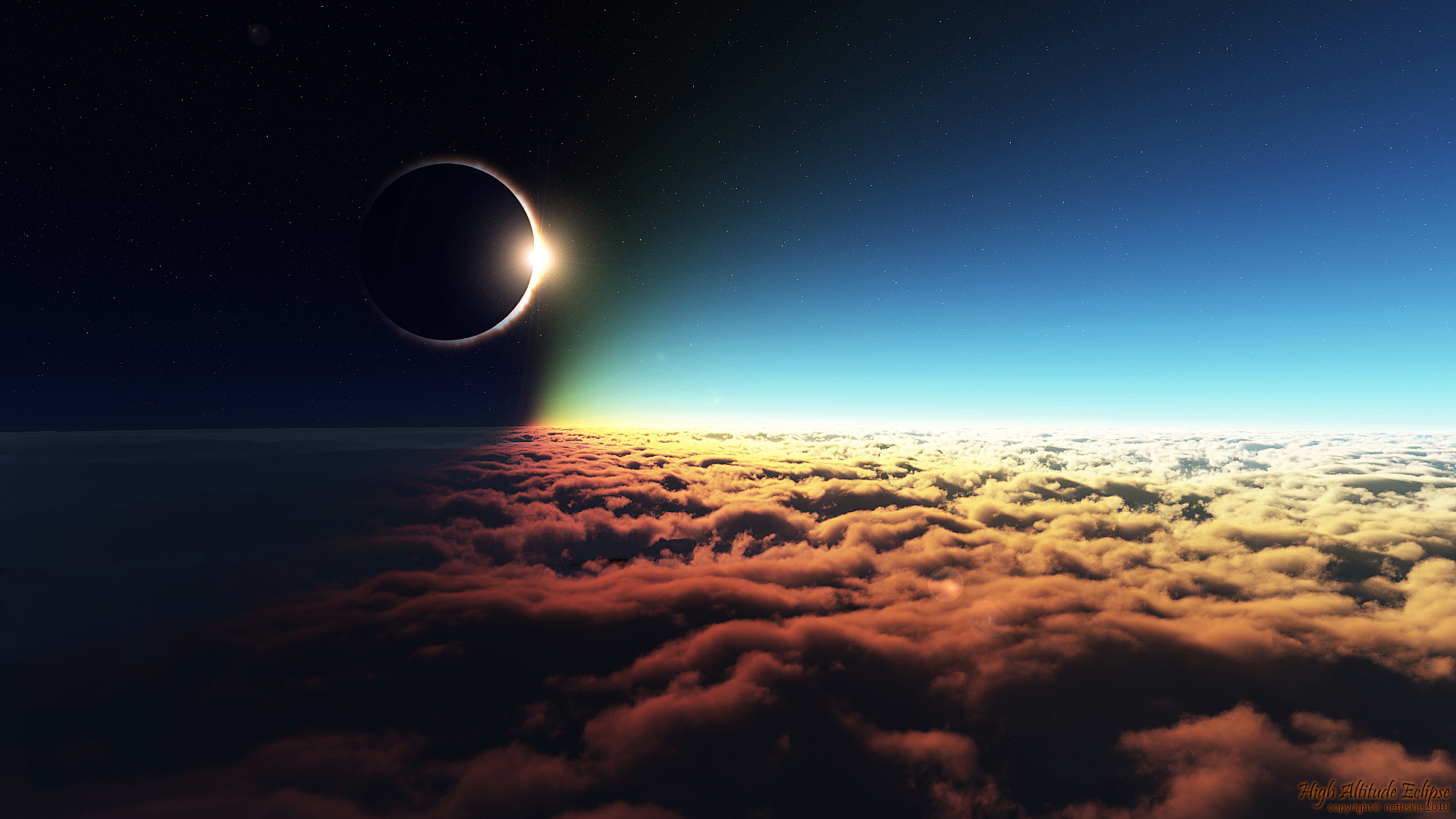 HD Wallpapers Eclipse Altitude