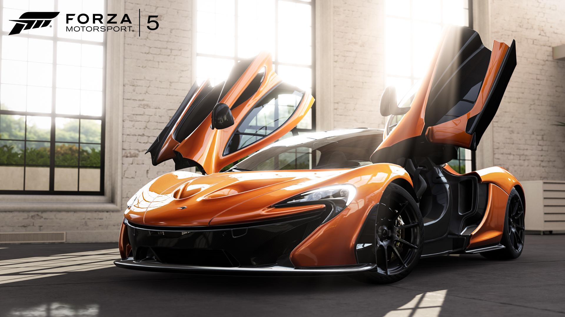 HD Wallpapers Froza 5 McLaren P1