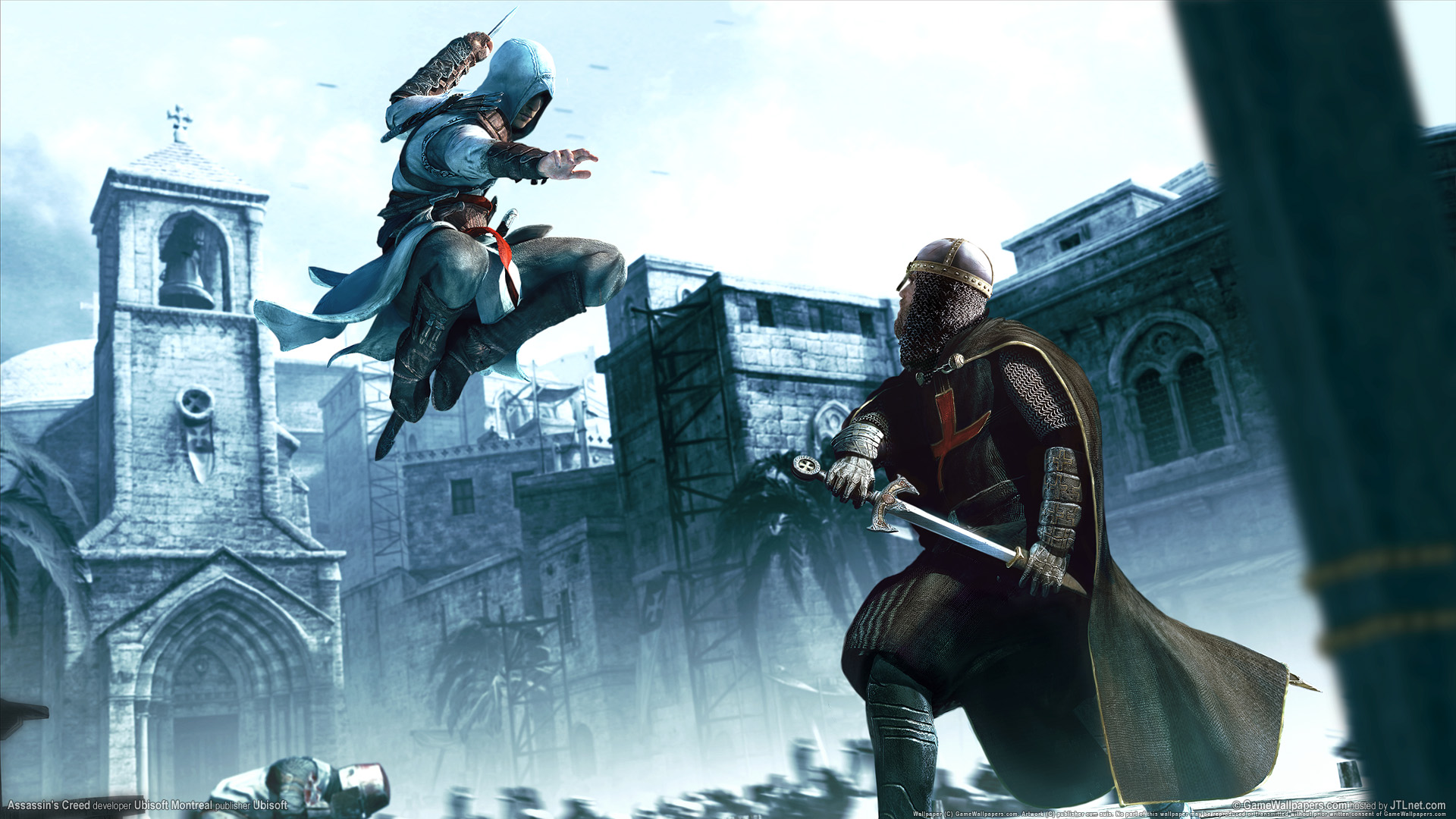 HD Wallpapers Game Assassins Creed