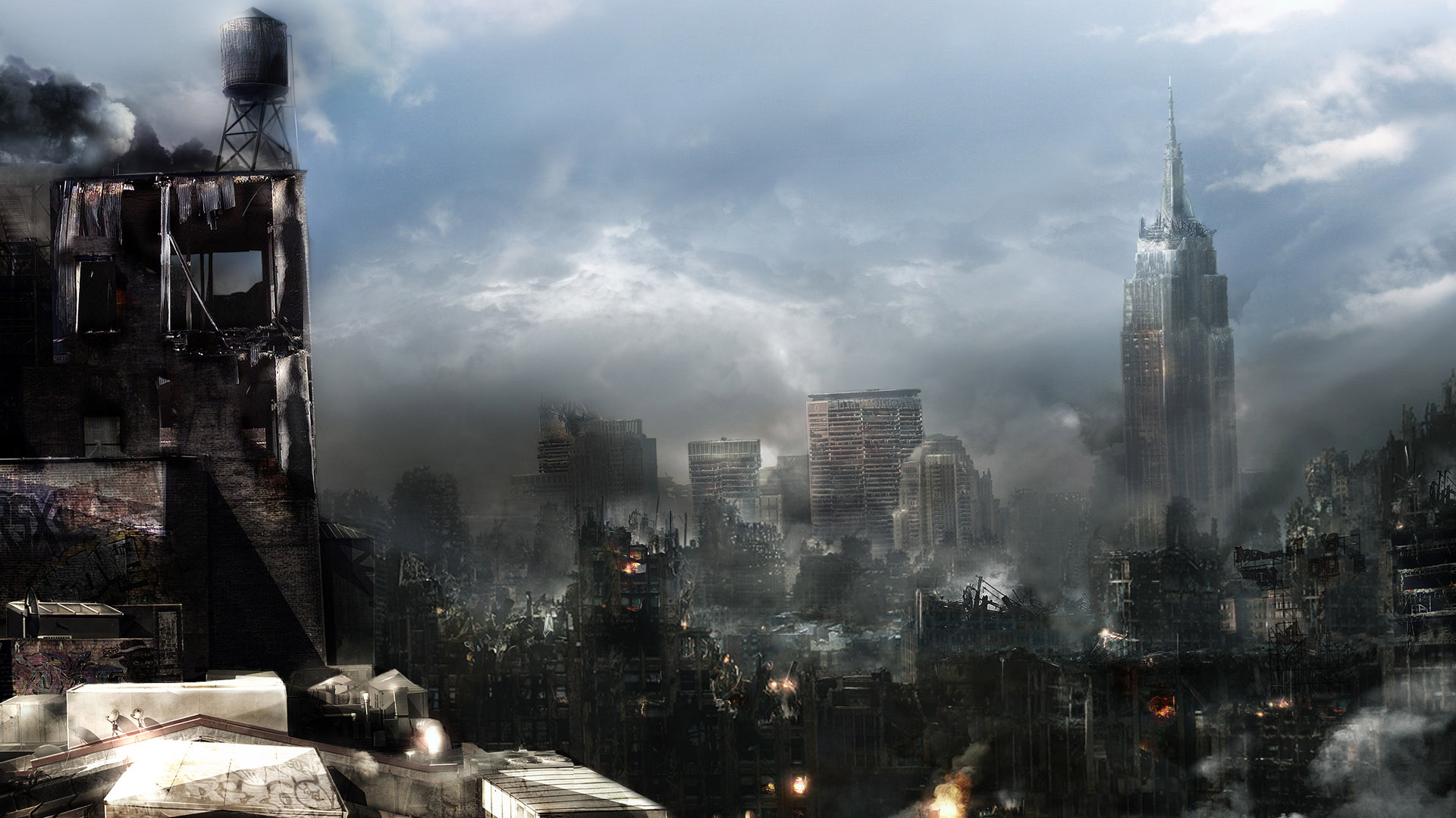 HD Wallpapers Game Scenes New