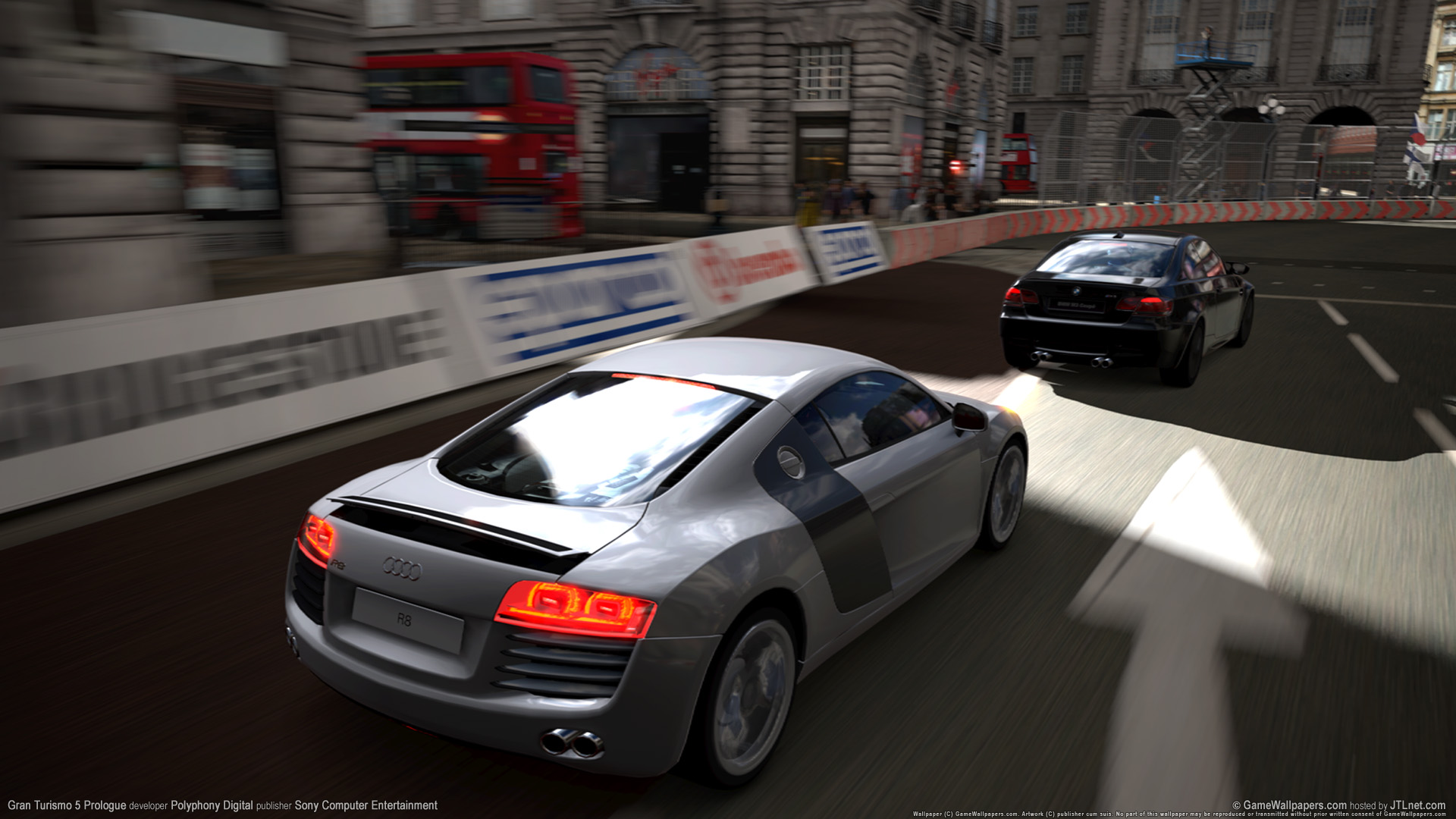 HD Wallpapers Gran Turismo 5 Prologue Game