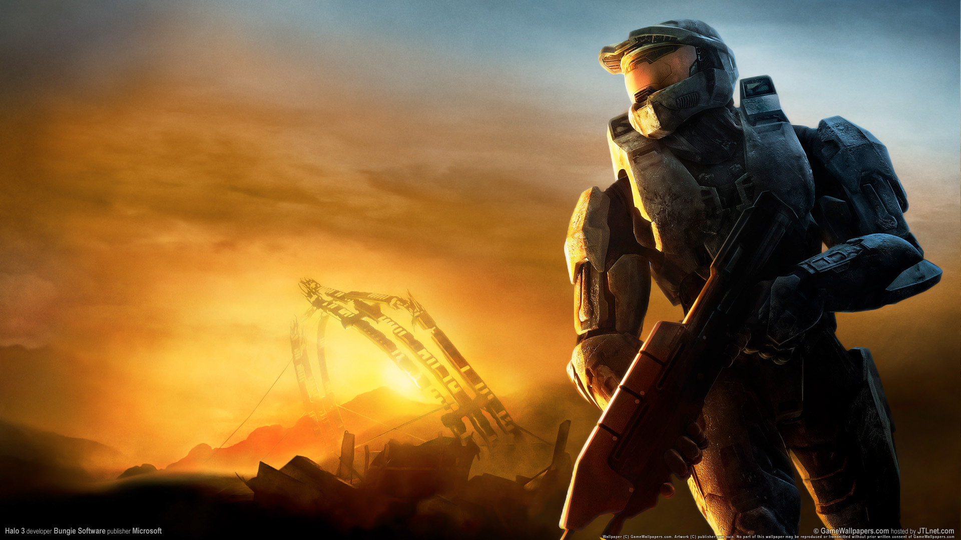 HD Wallpapers Halo 3 HD