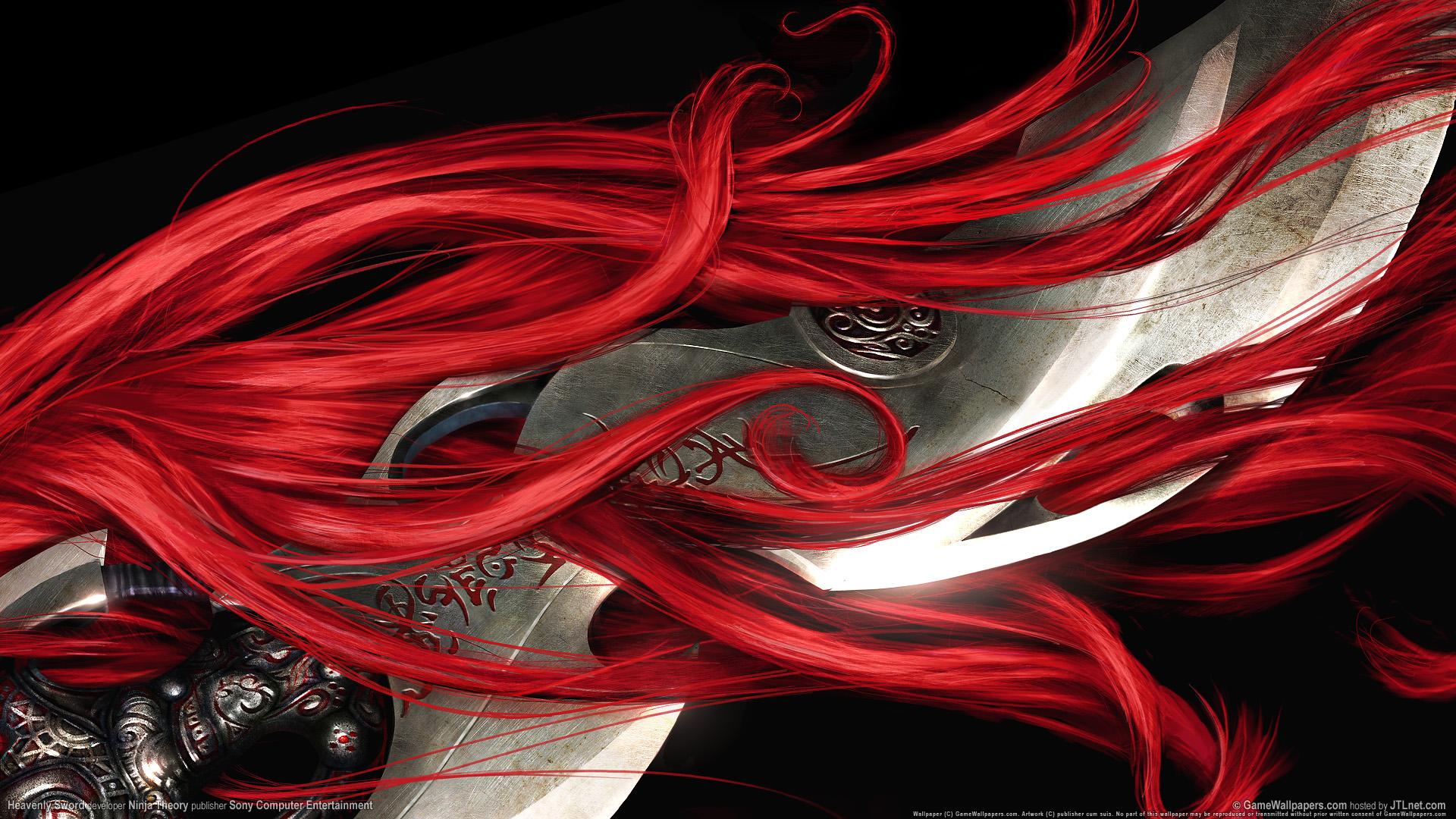 HD Wallpapers Heavenly Sword HD