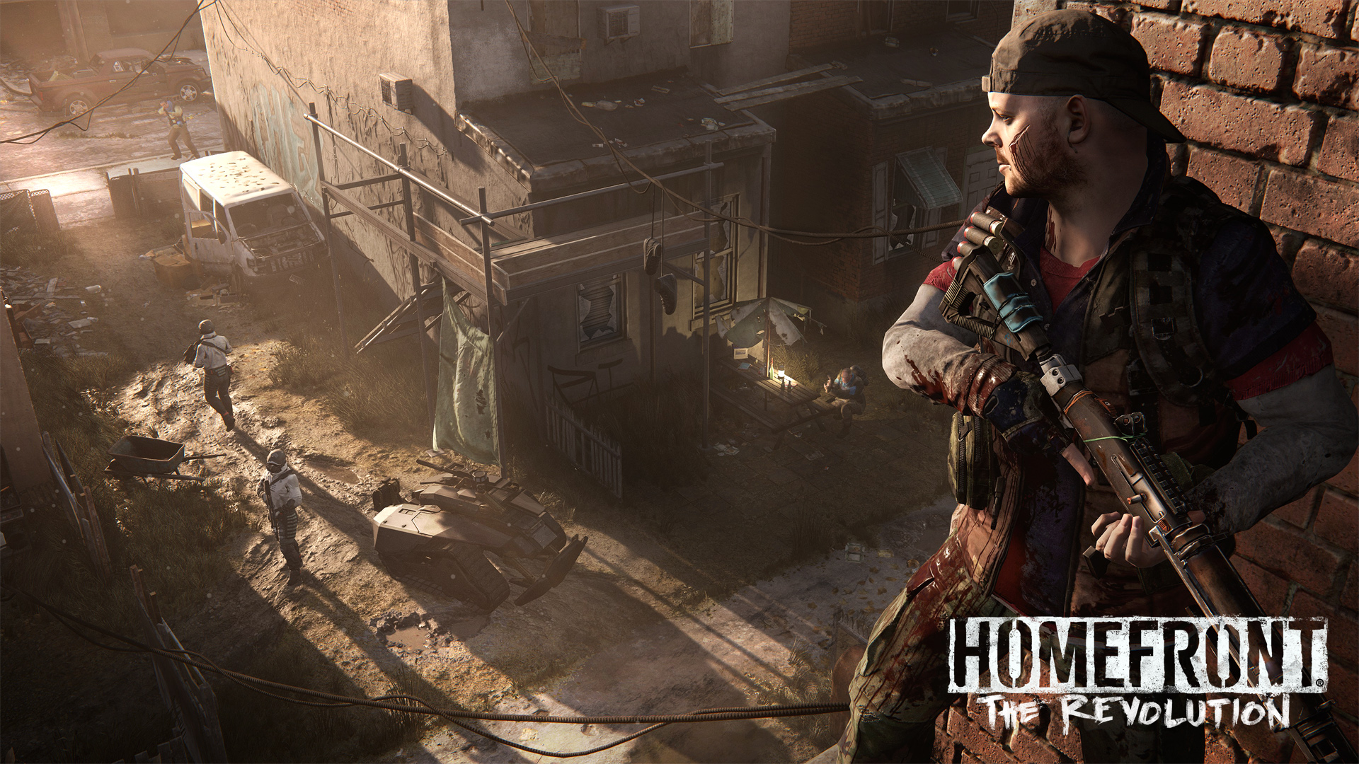 HD Wallpapers Homefront The Revolution