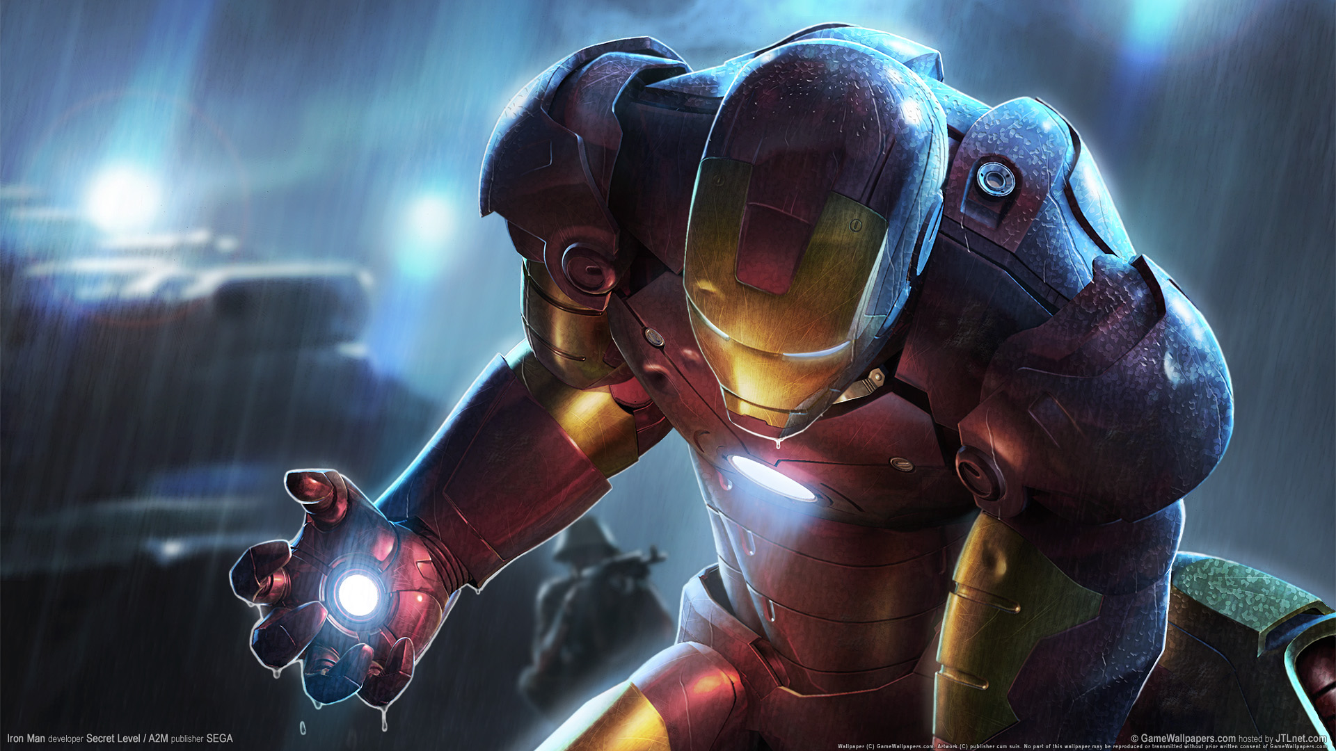 HD Wallpapers Iron Man