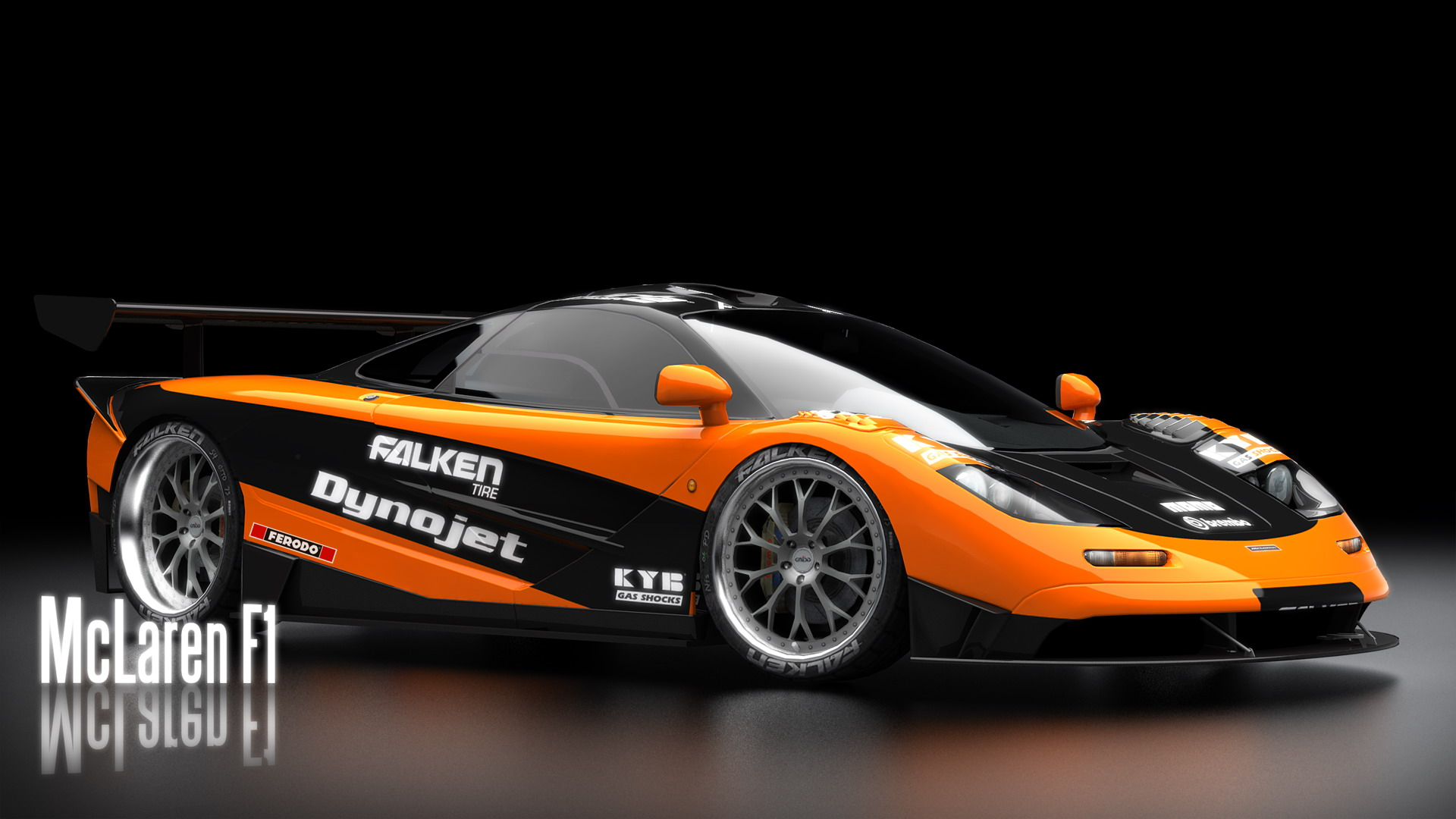 HD Wallpapers Mclaren f1 Need for speed Shift