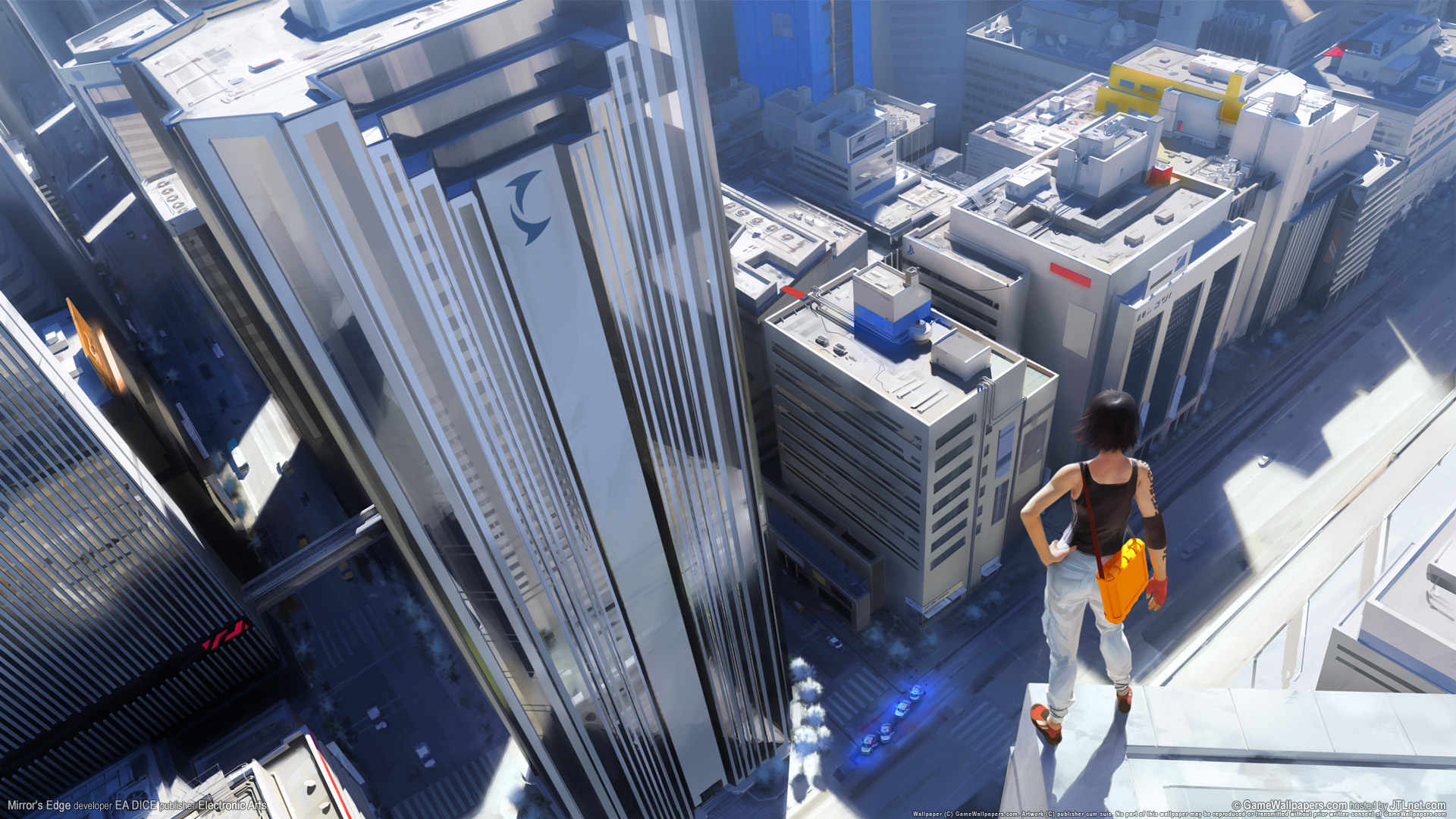 HD Wallpapers Mirrors edge
