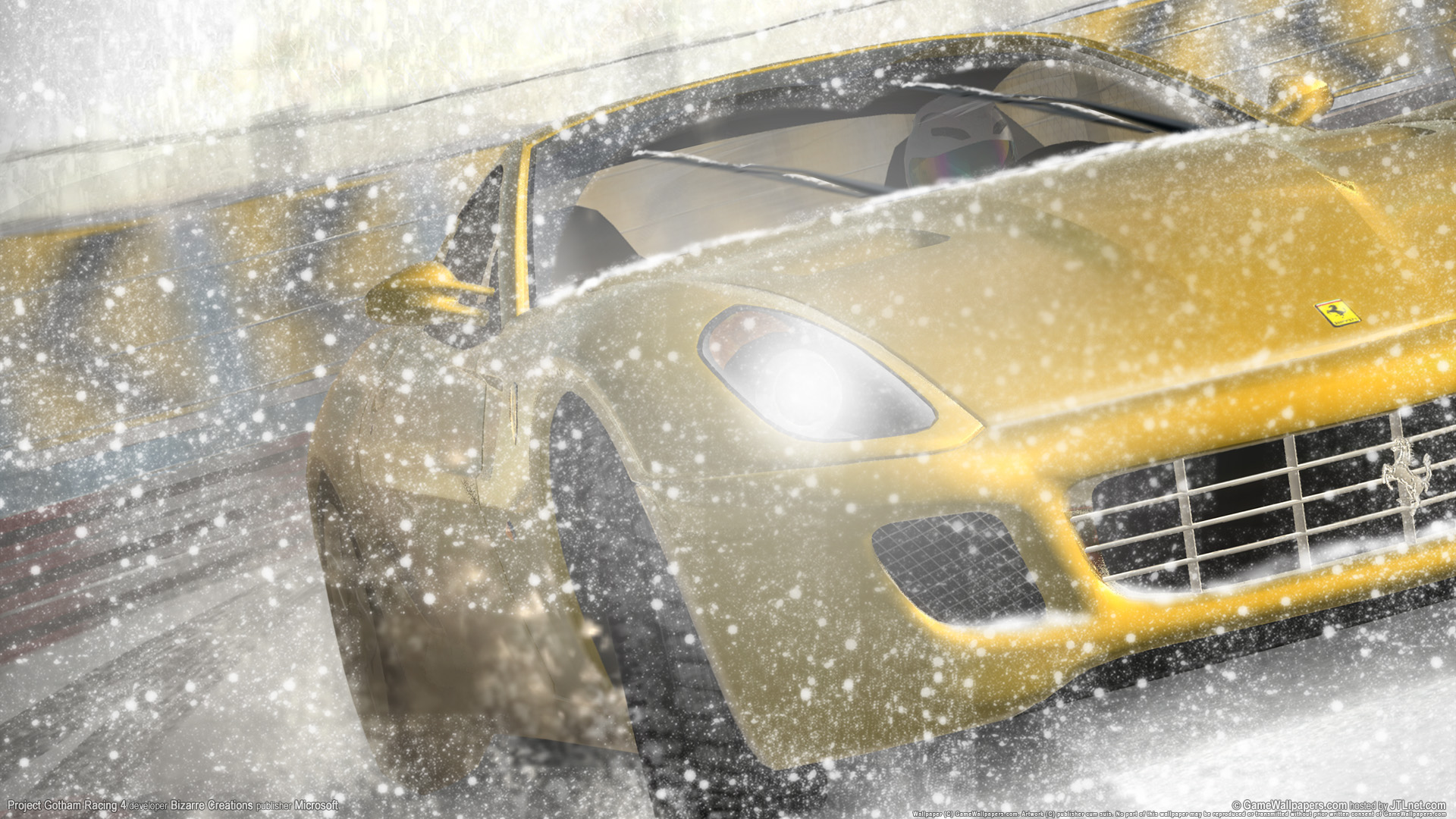 HD Wallpapers Project Gotham Racing Game