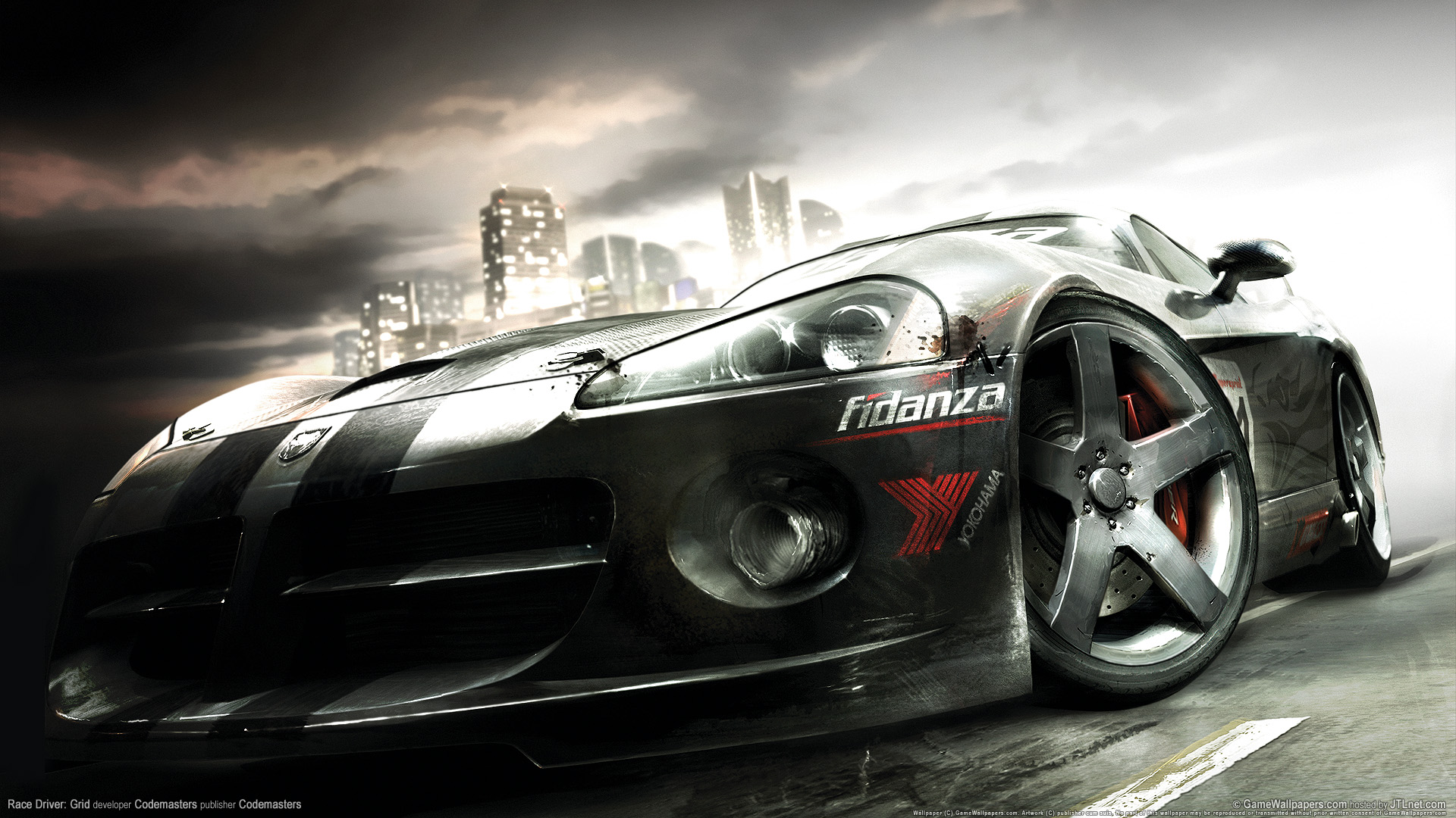 HD Wallpapers Race Driver Grid 2