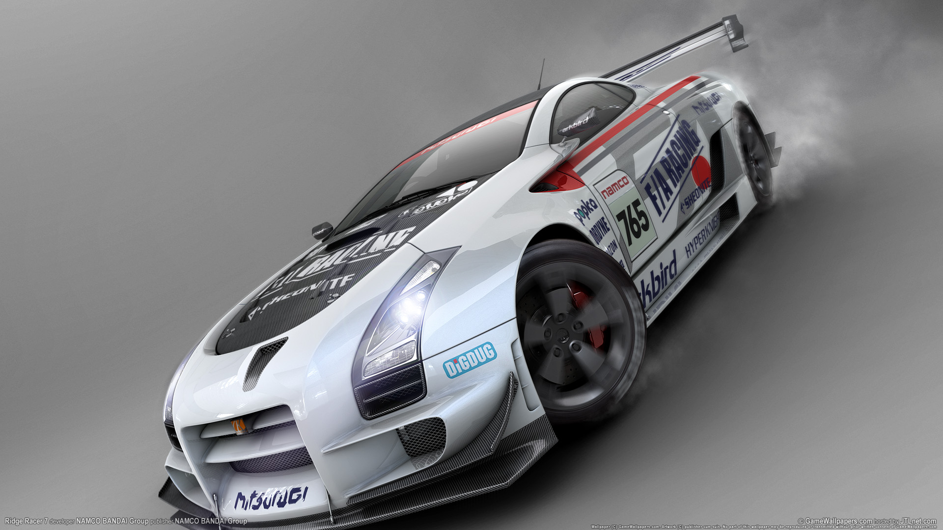 HD Wallpapers Ridge Racer