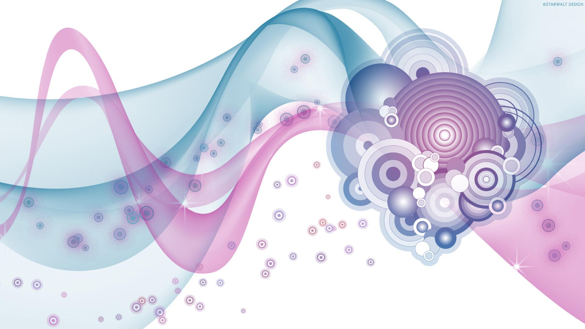 HD Wallpapers Vector Design