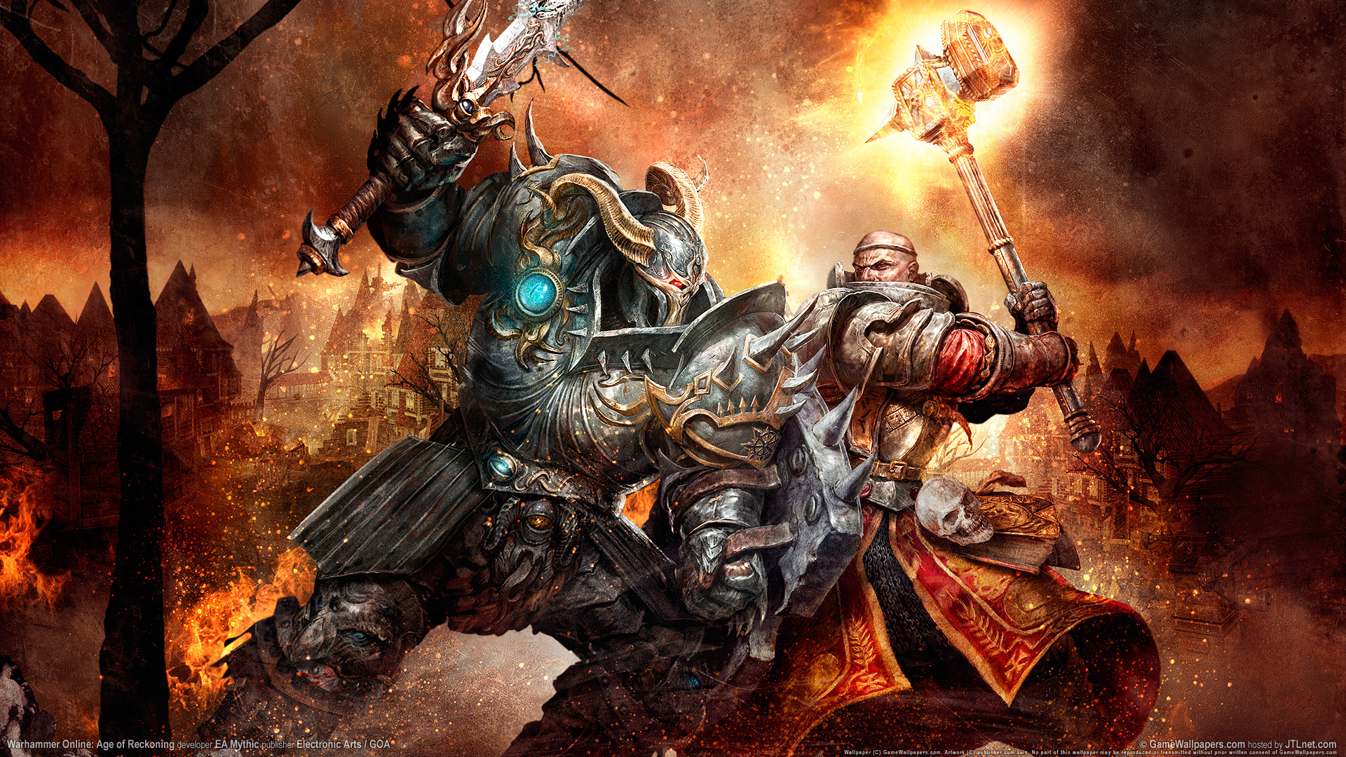 HD Wallpapers Warhammer Age of reckoning