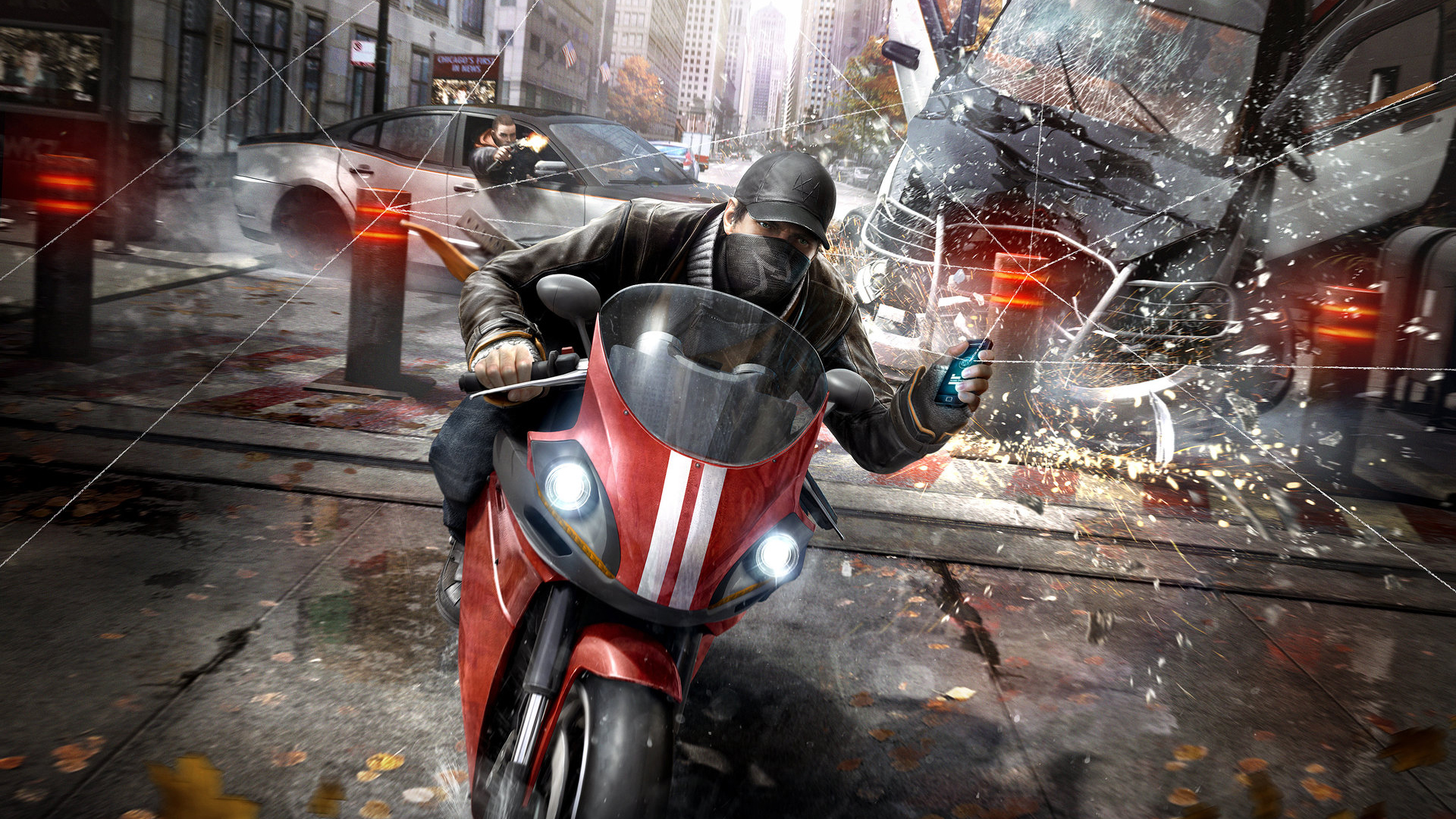 HD Wallpapers Watch Dogs 2014