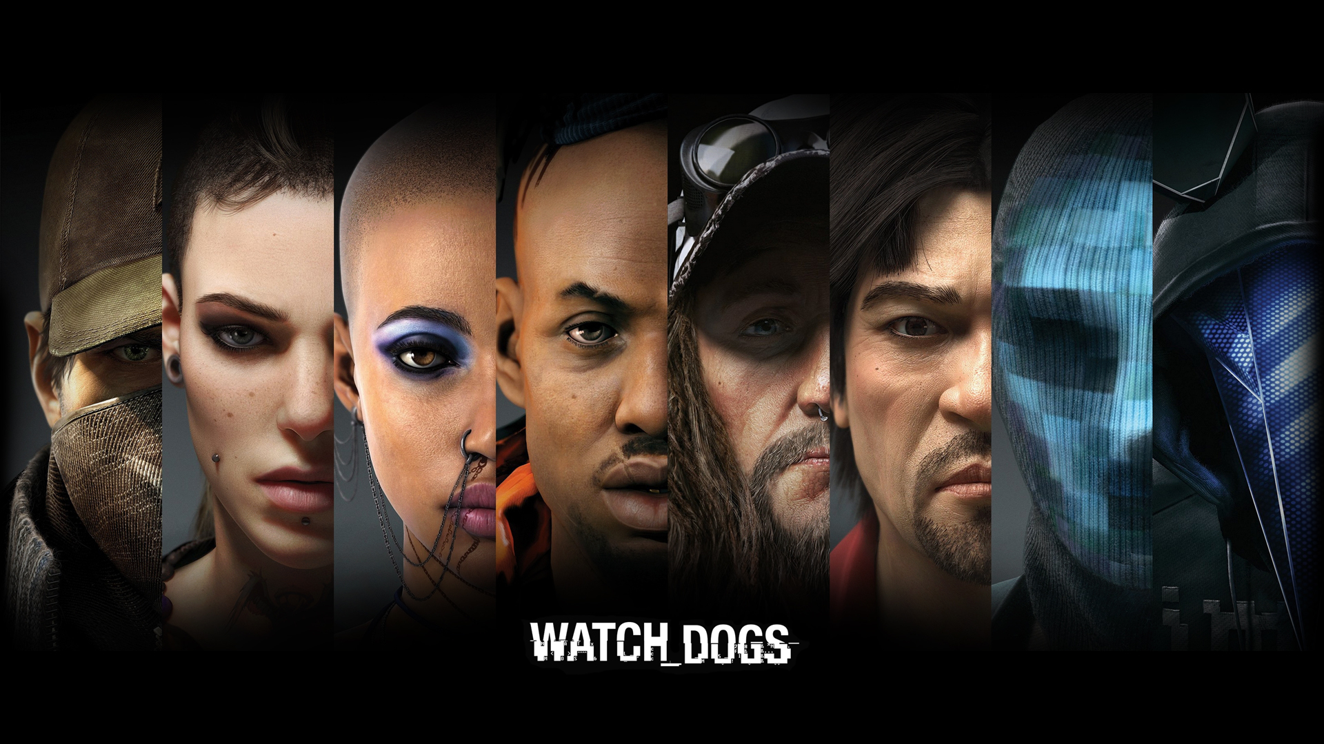 HD Wallpapers Watch Dogs Banner