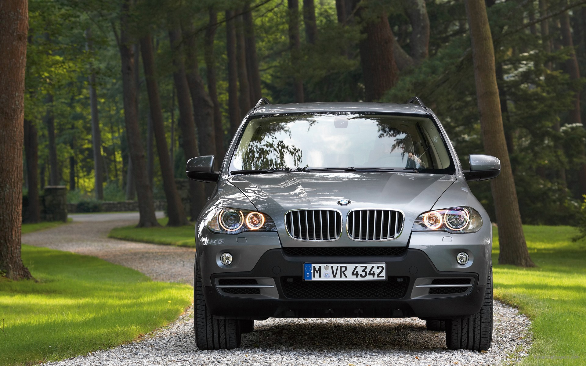 HD Wallpapers 2007 BMW X5