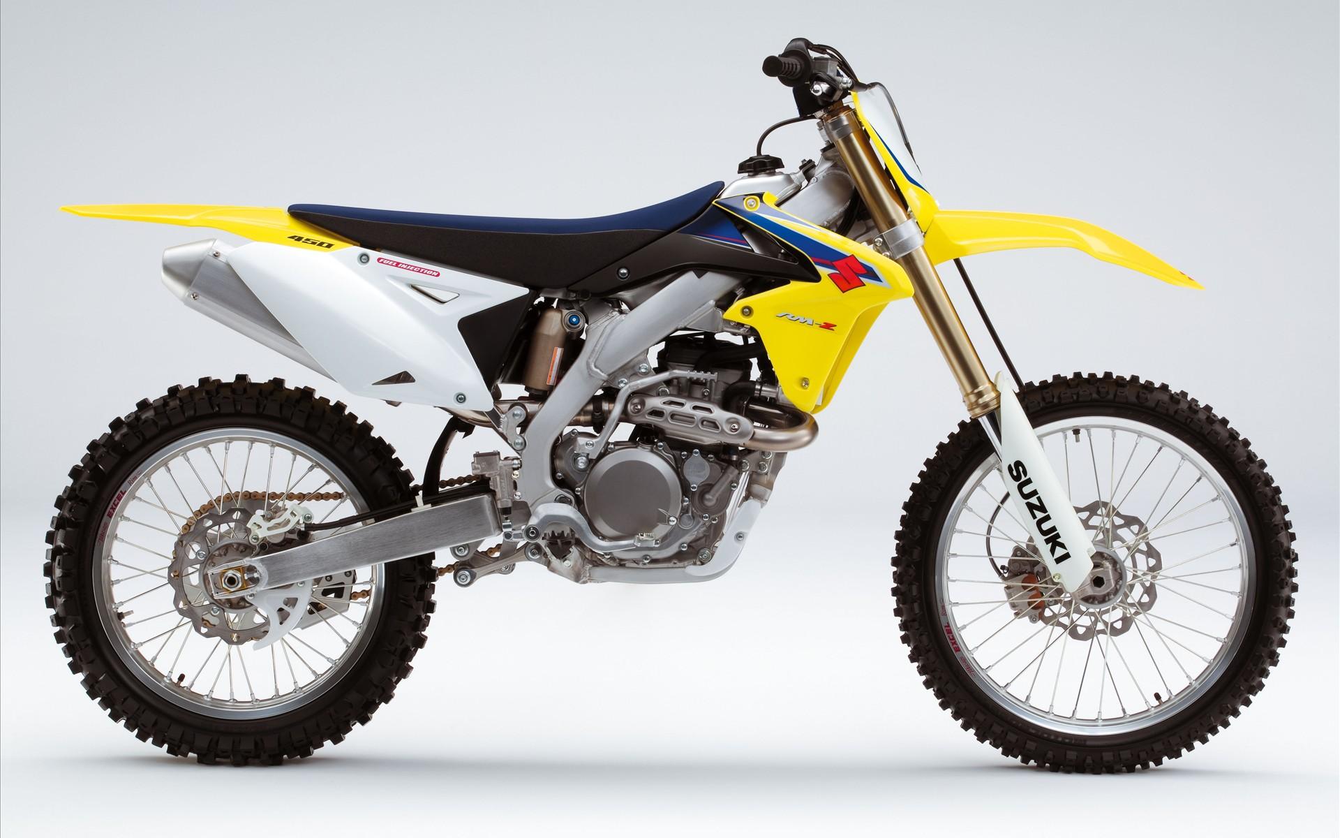 HD Wallpapers 2009 Suzuki RM Z450 Motocross