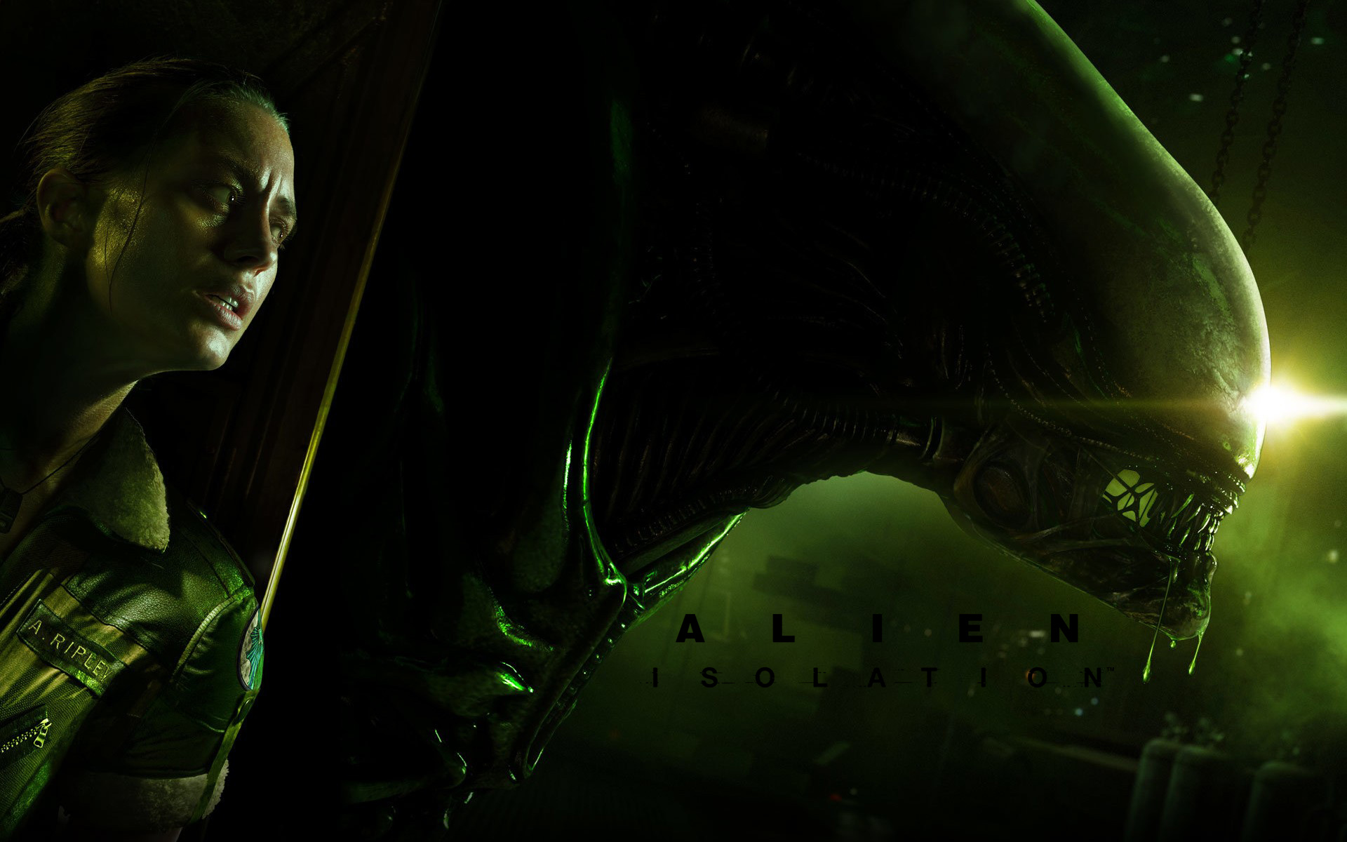 HD Wallpapers Alien Isolation Game
