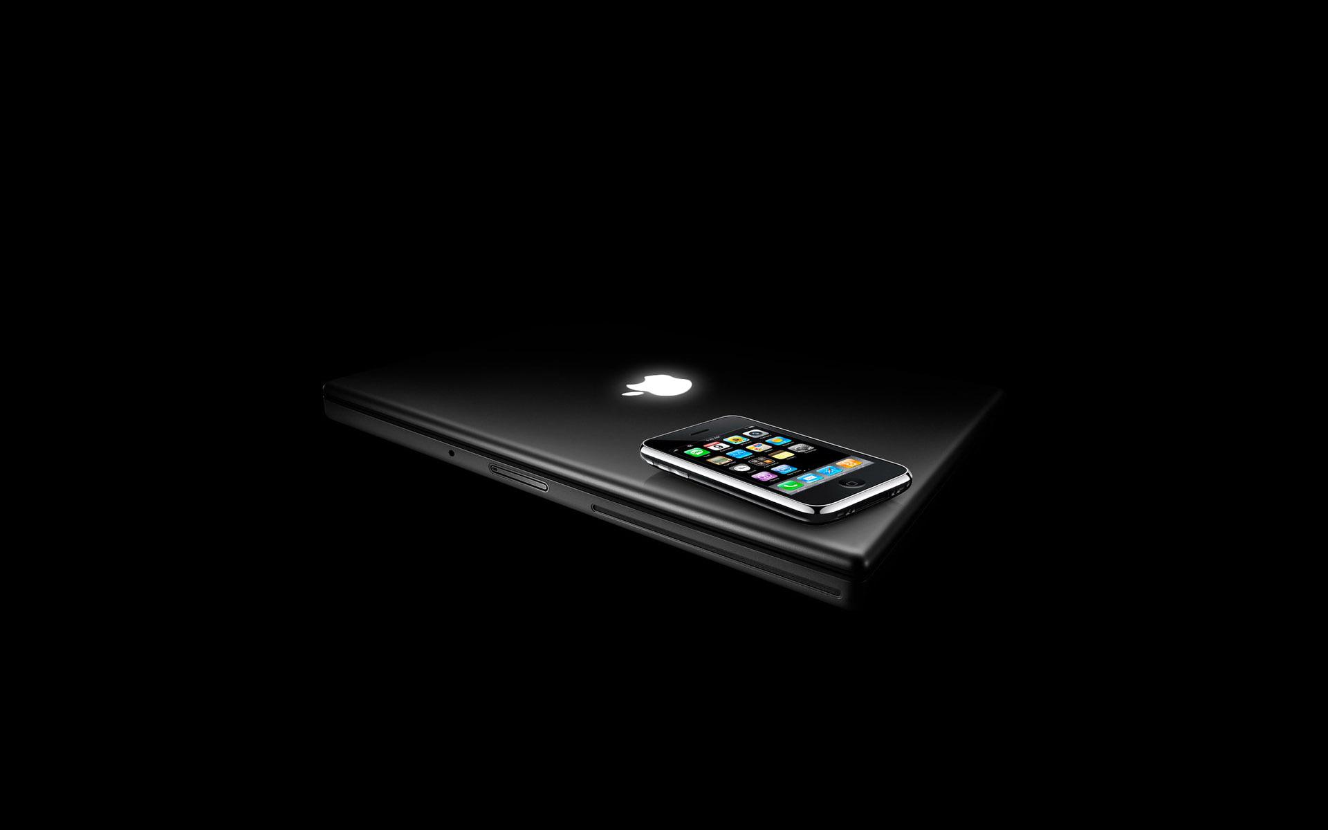 HD Wallpapers Apple iPhone MAC