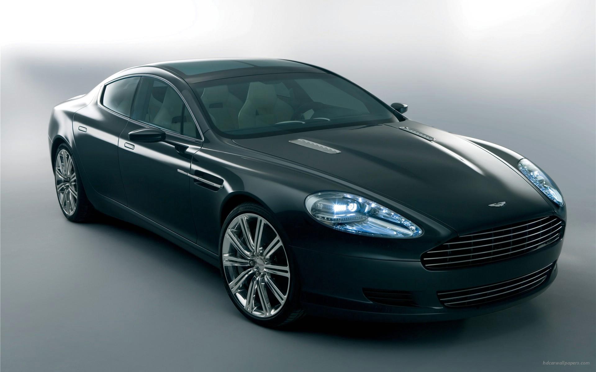 HD Wallpapers Aston Martin Rapide Concept 5