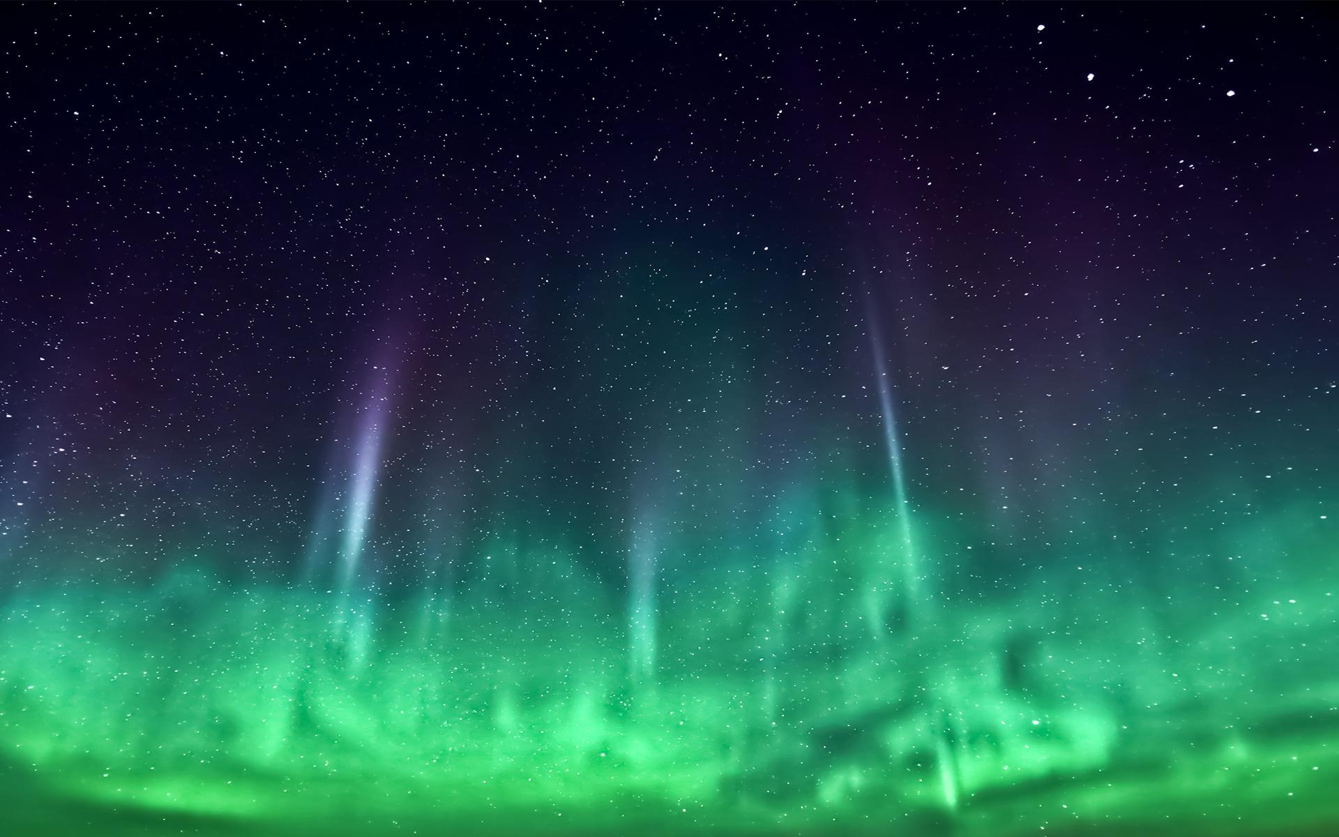HD Wallpapers Aurora Sky