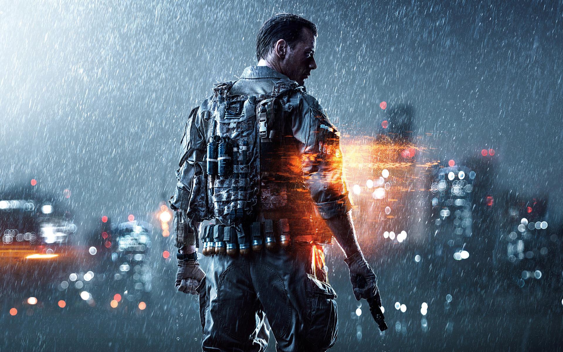 HD Wallpapers Battlefield 4 Game