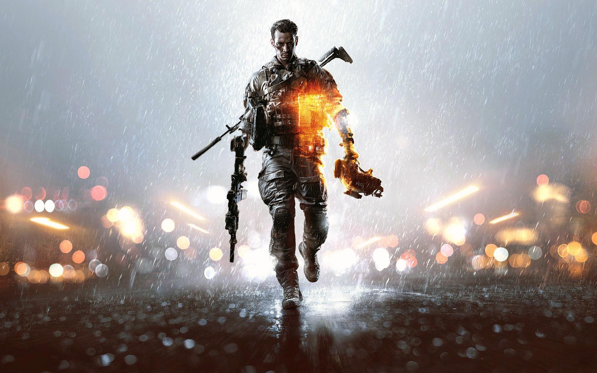 HD Wallpapers Battlefield 4 New