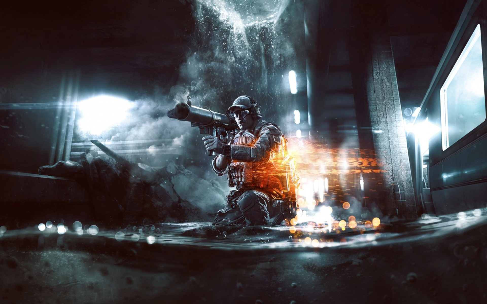 HD Wallpapers Battlefield 4 Second Assault