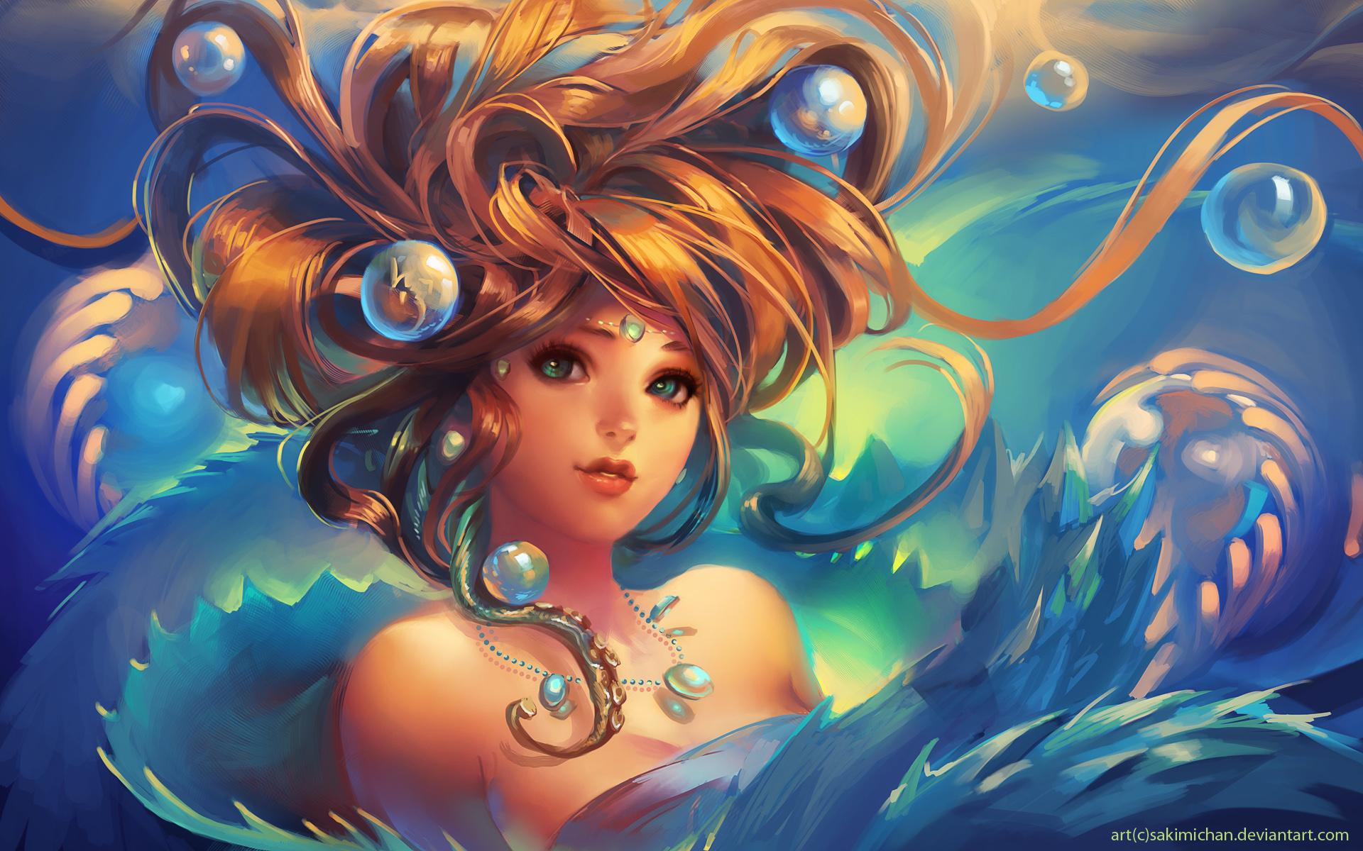 HD Wallpapers Beautiful Game Girl