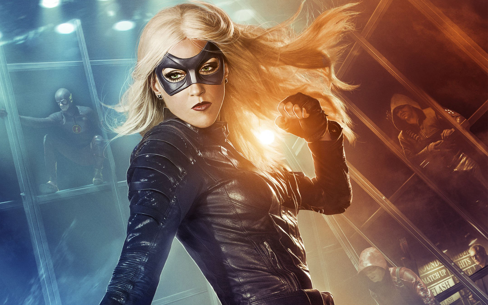 HD Wallpapers Black Canary in Arrow