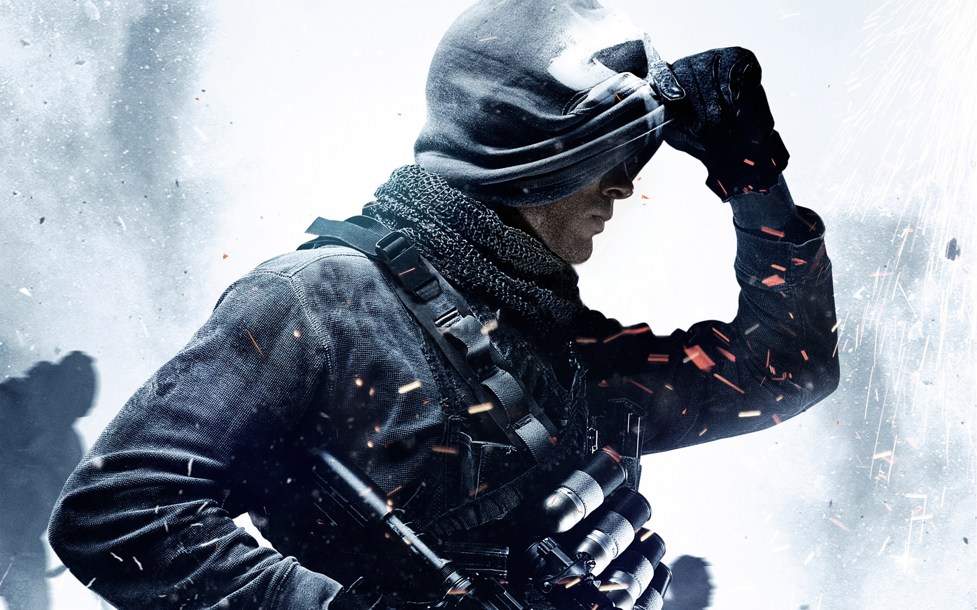HD Wallpapers Call of Duty Ghosts Game