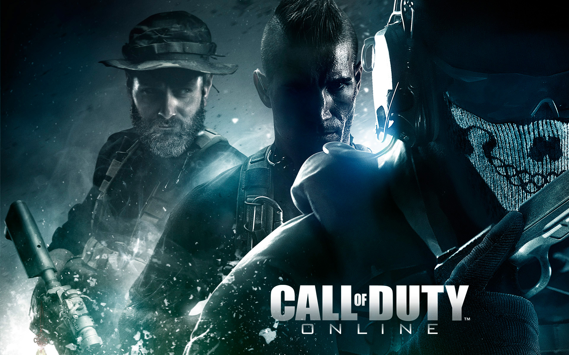 HD Wallpapers Call of Duty Online Game