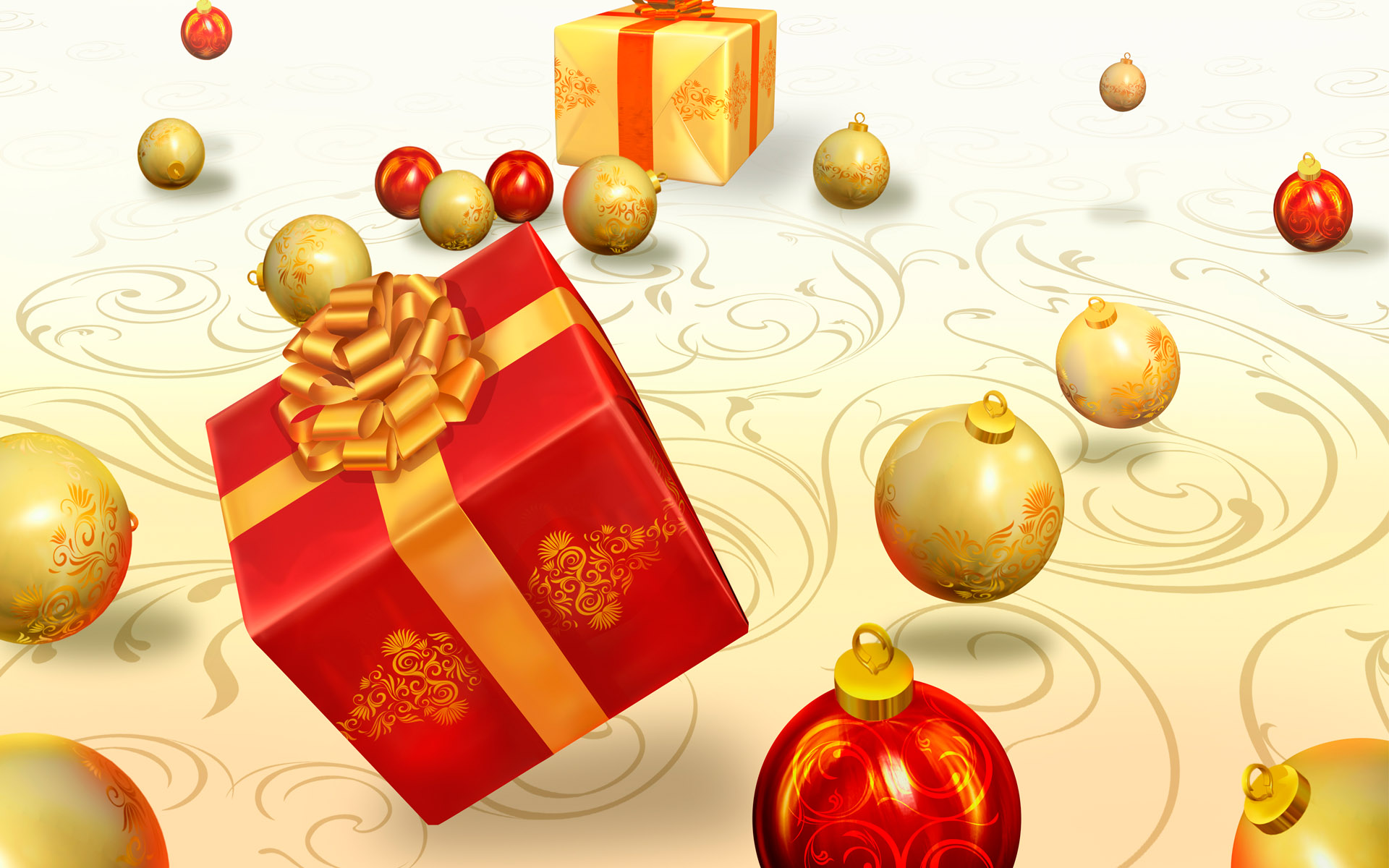 HD Wallpapers Christmas Gifts