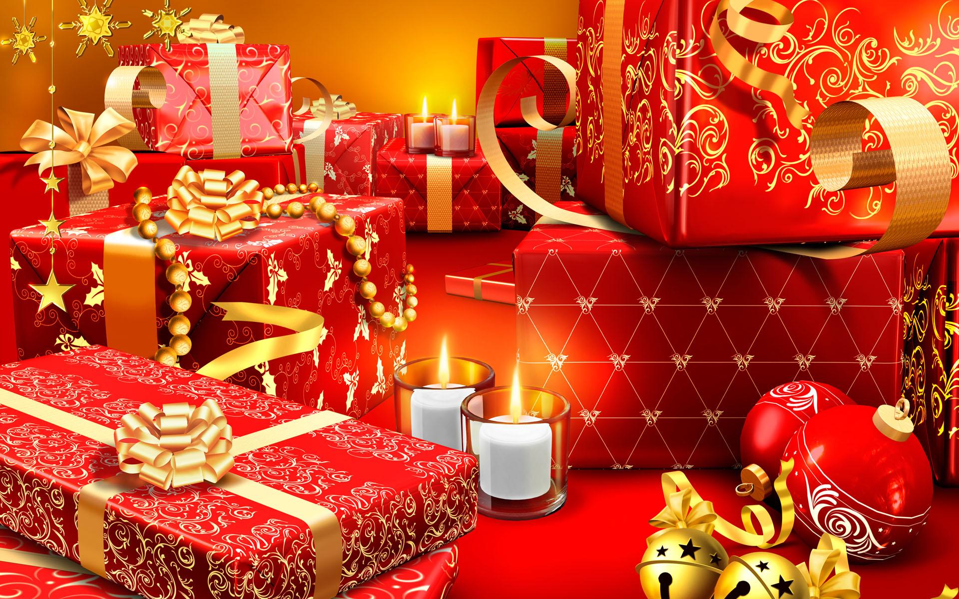 HD Wallpapers Christmas Presents