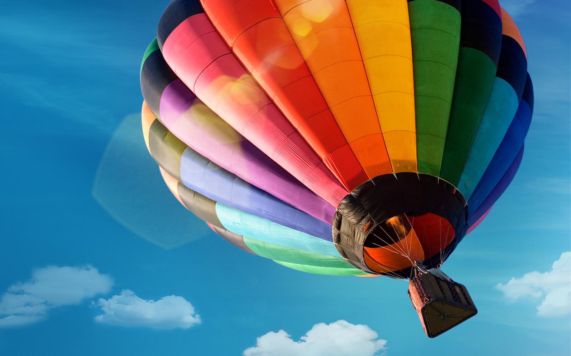 Hot Balloon Wallpaper Hd