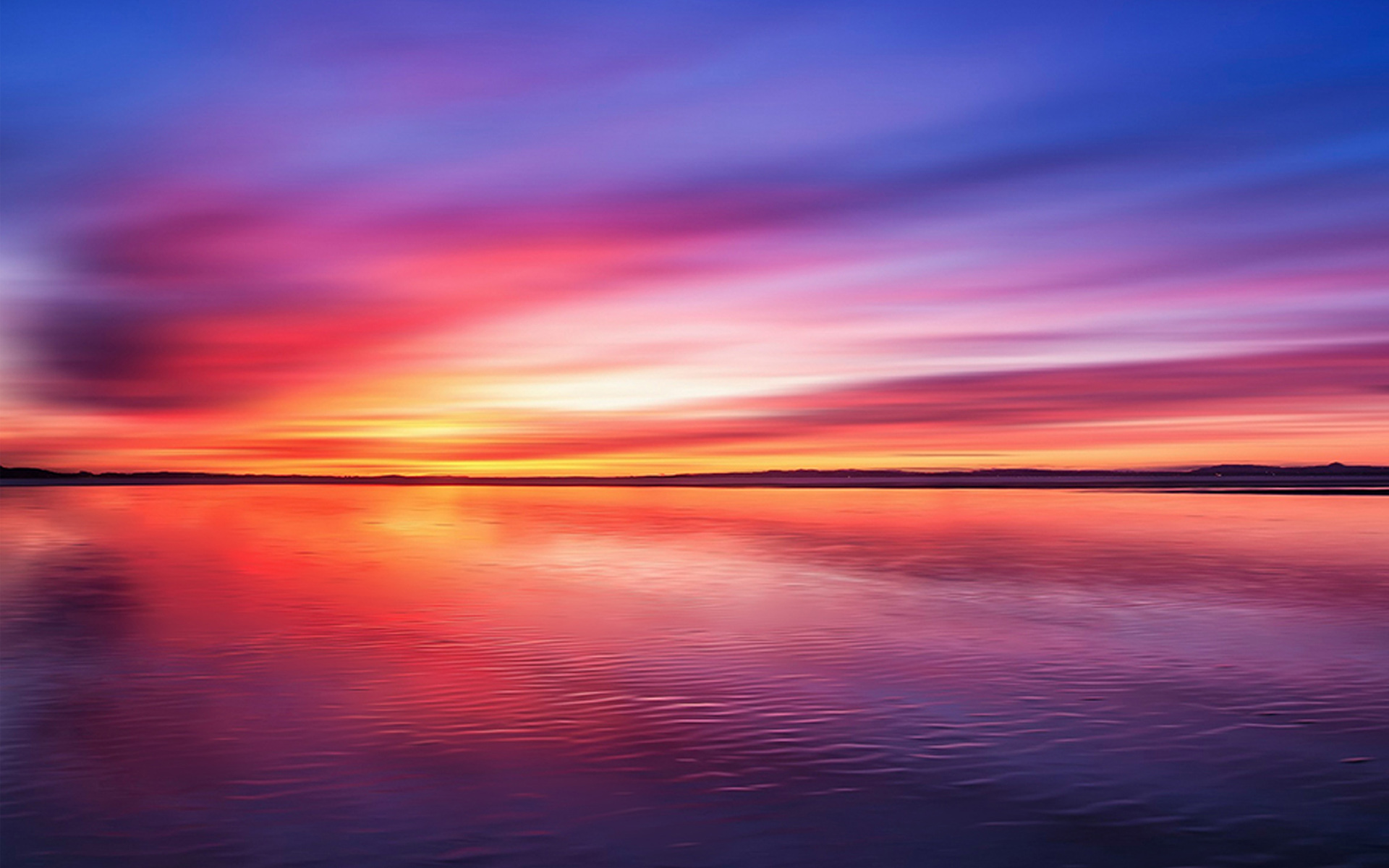 HD Wallpapers Colors of Dusk