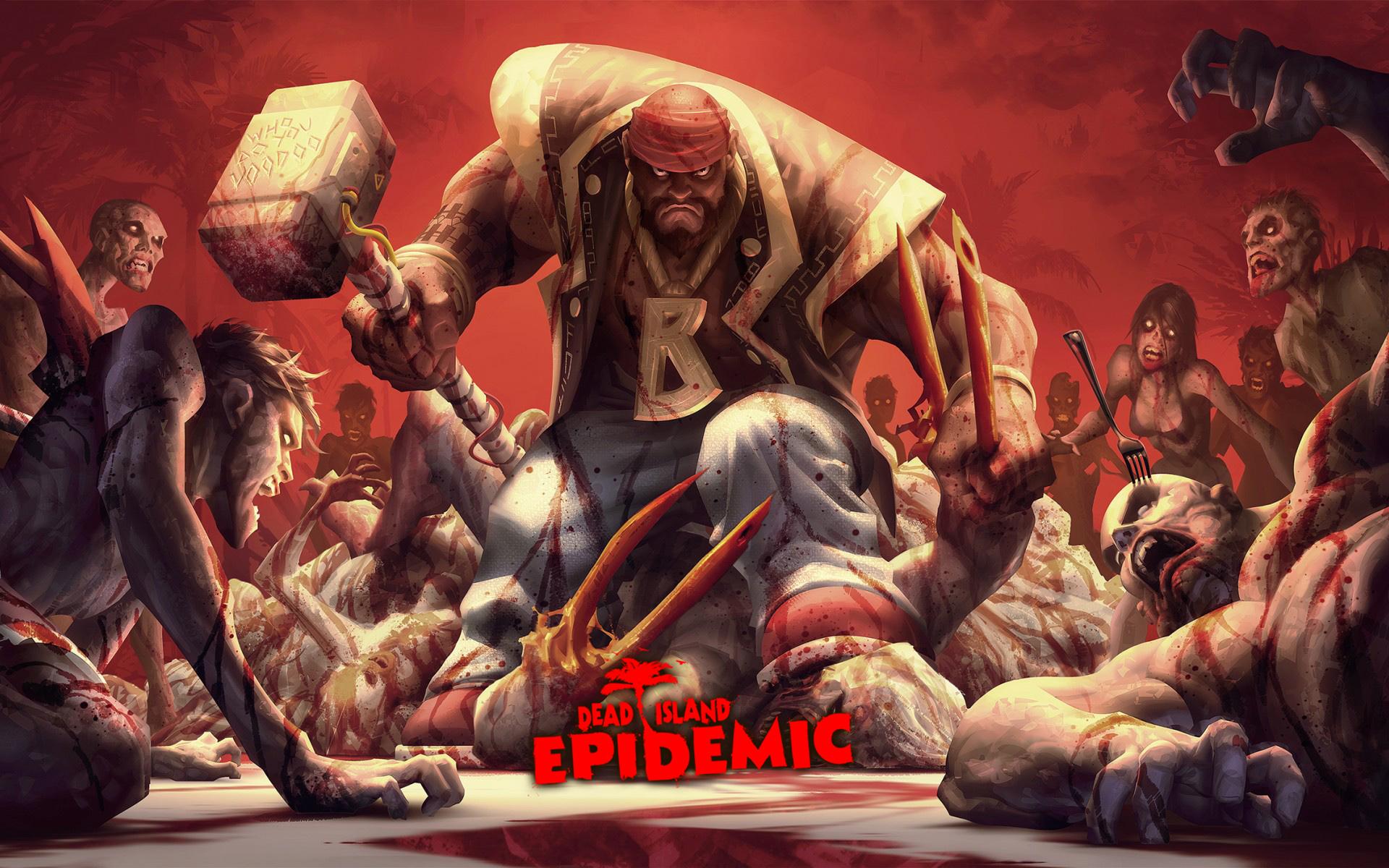 HD Wallpapers Dead Isl Epidemic